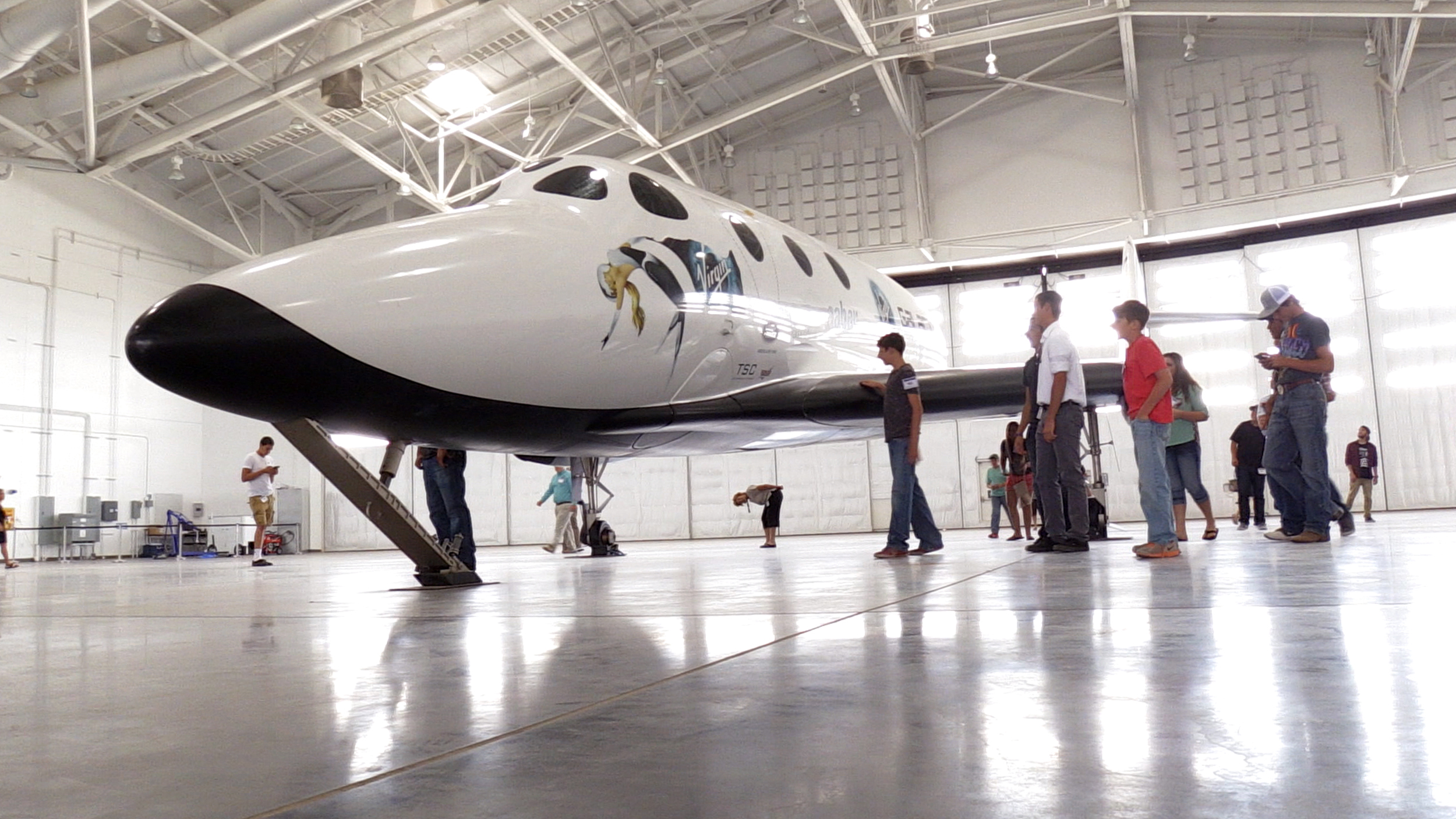After Tragic Setback, Spaceport America Goes to Plan B