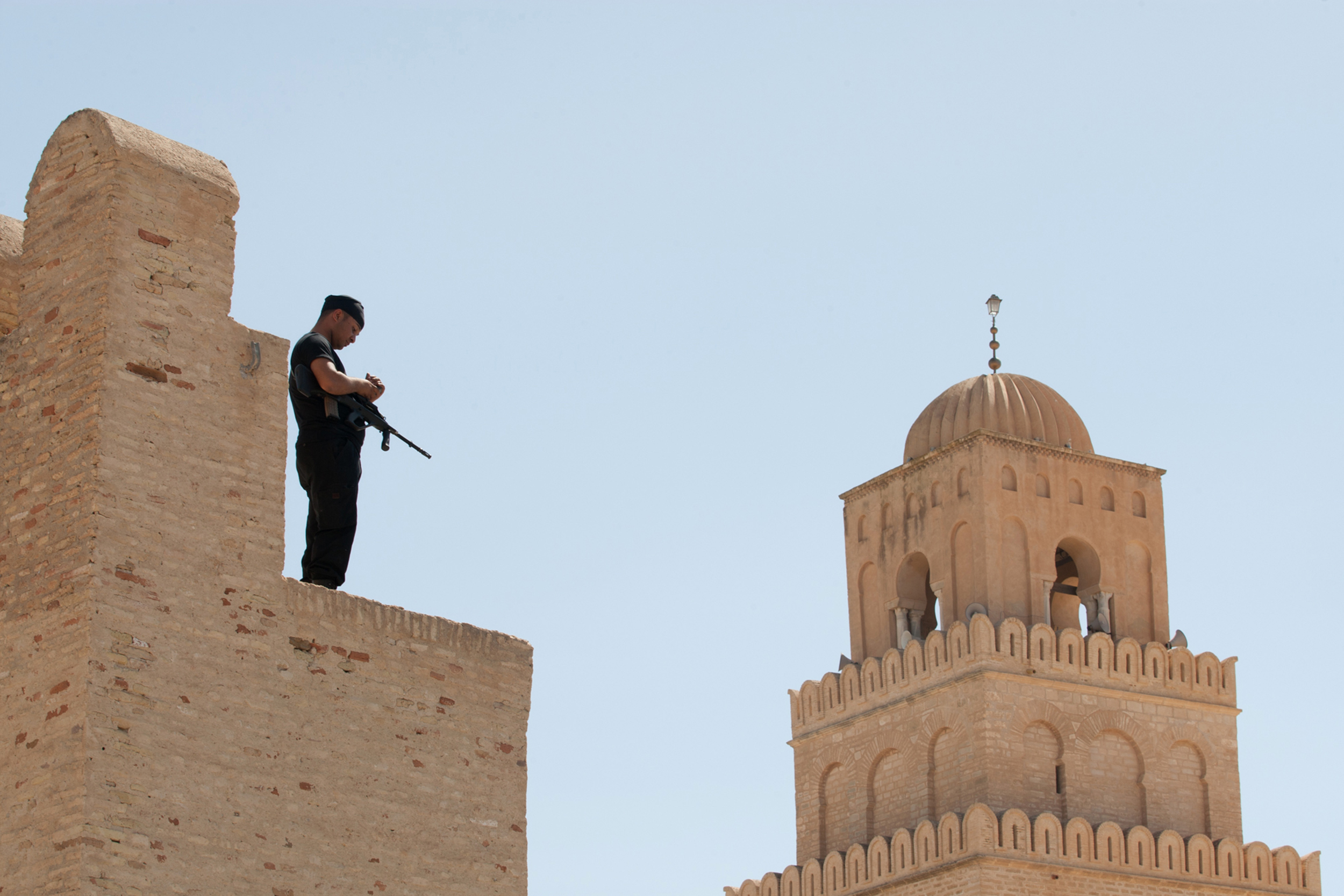 Making of a Terrorist: How Tunisia Gunman Became Radicalized