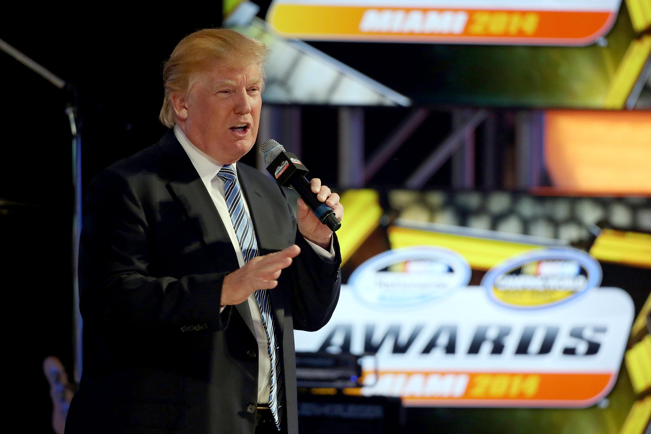 NASCAR Will Not Hold Awards Ceremony at Trump Property