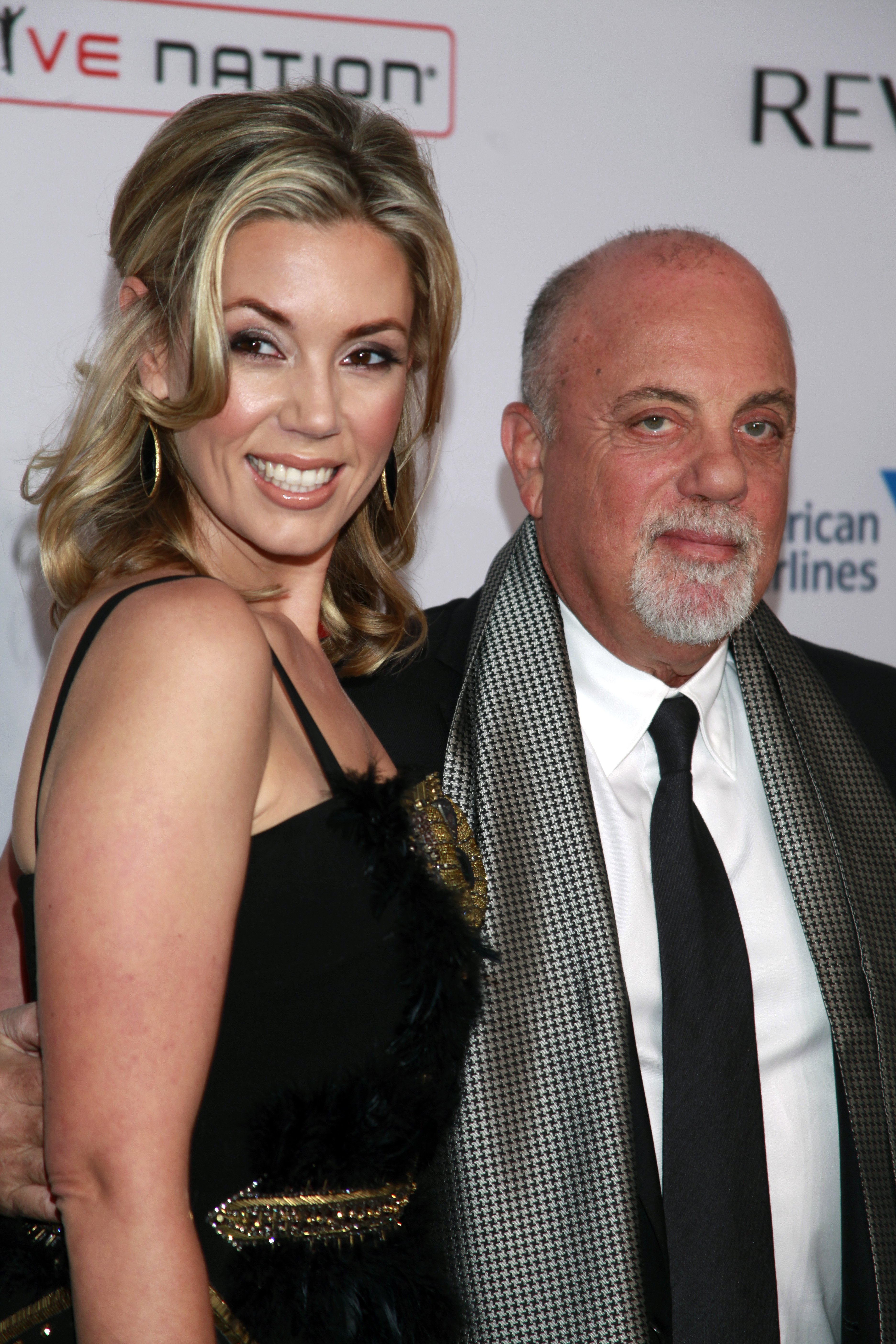 Billy Joel Weds Girlfriend During Fourth of July Party