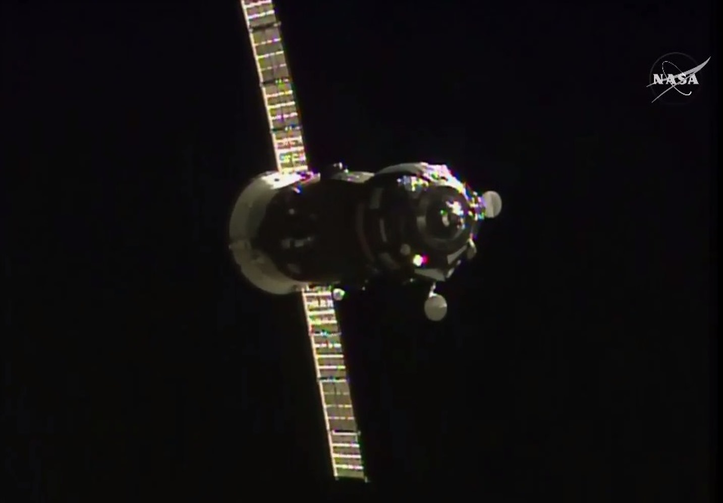 It's 'Christmas in July' After Space Station Delivery