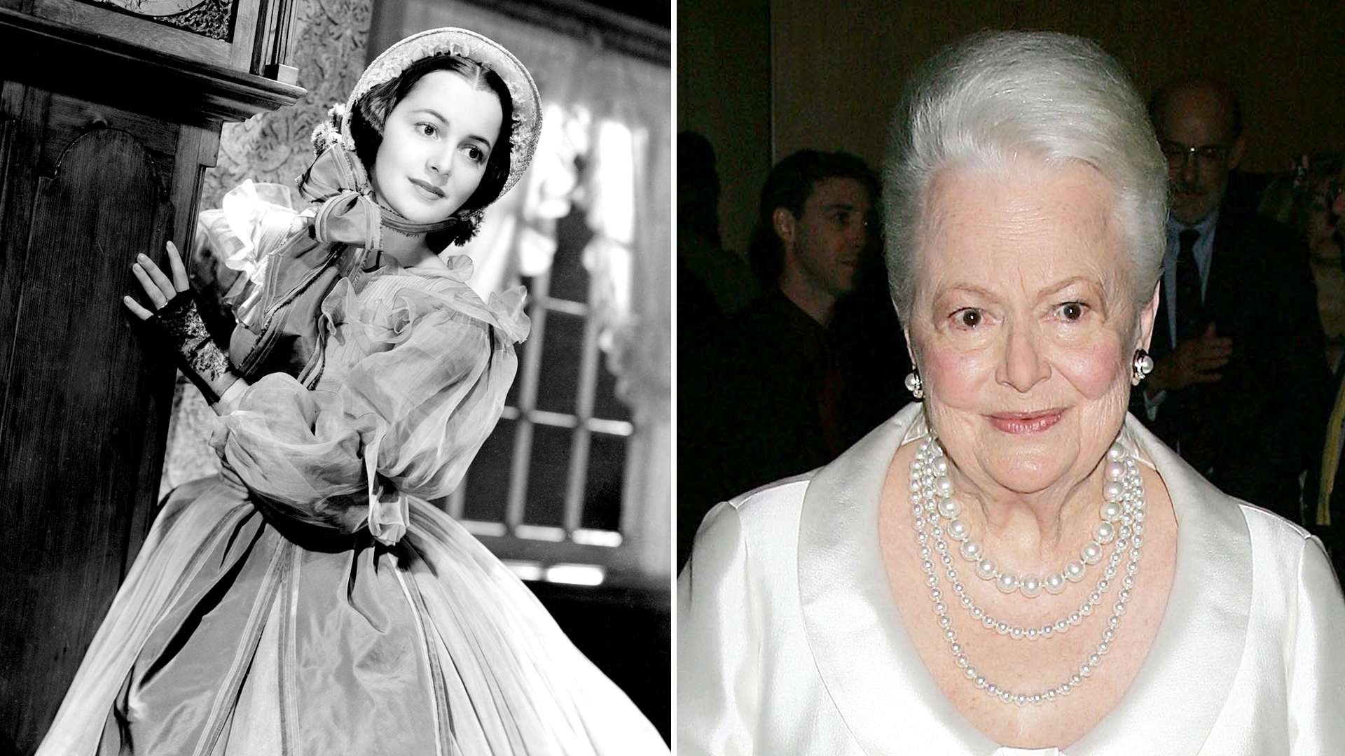 'Gone With the Wind' star Olivia de Havilland turns 100 ...