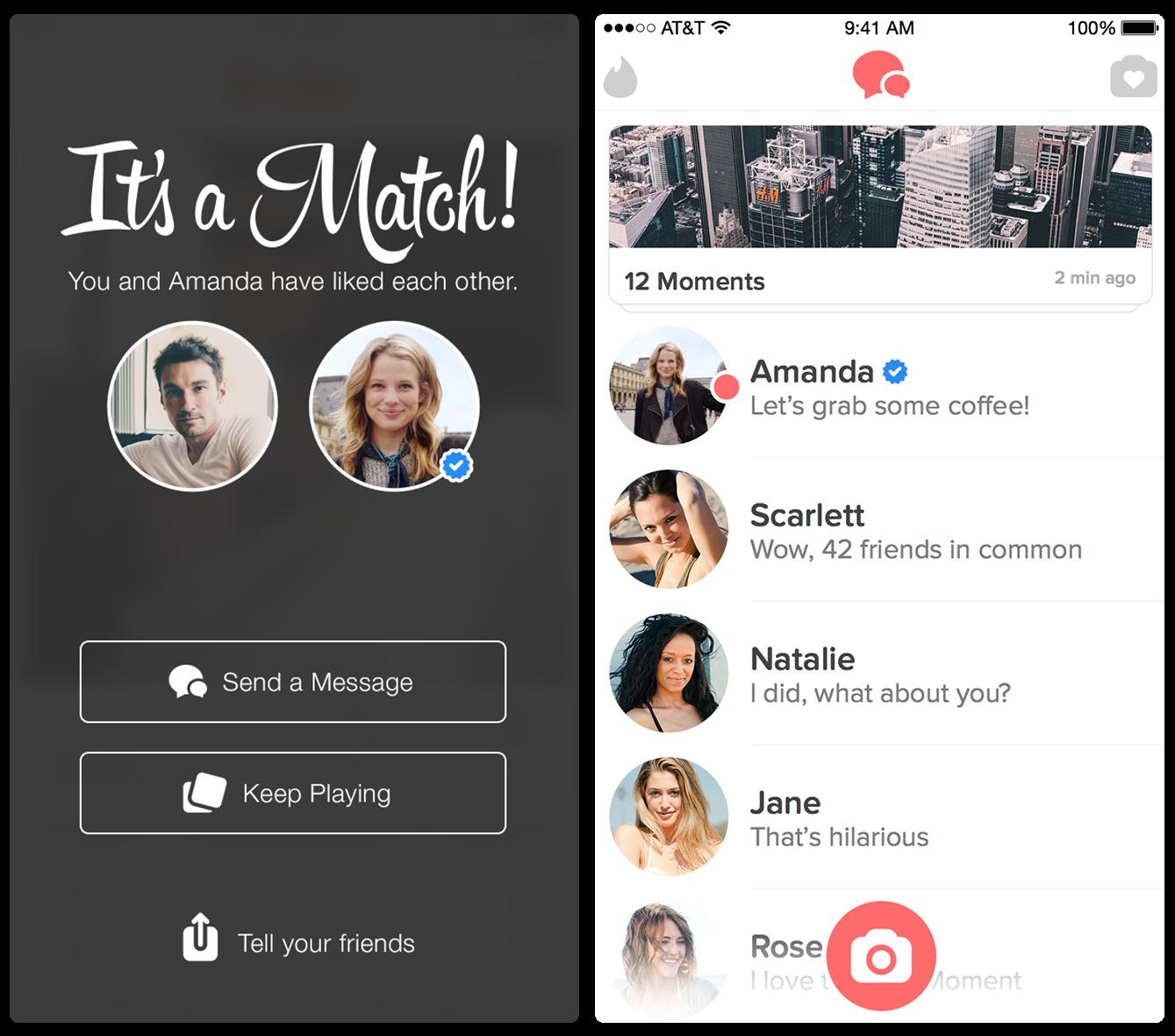 Tinder Now Lets Celebrities