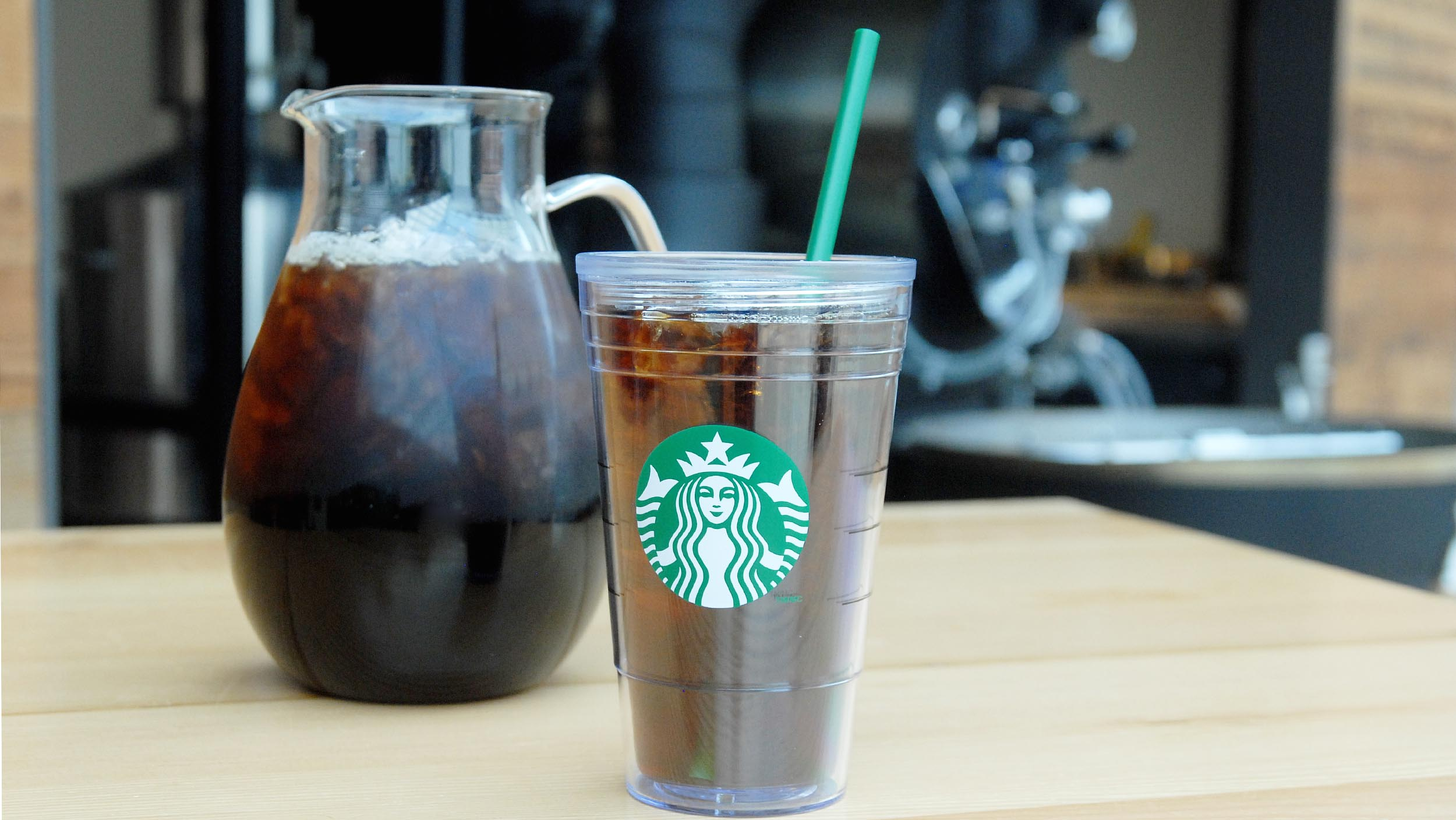 Starbucks Now Offers Cold Brew Coffee Nationwide
