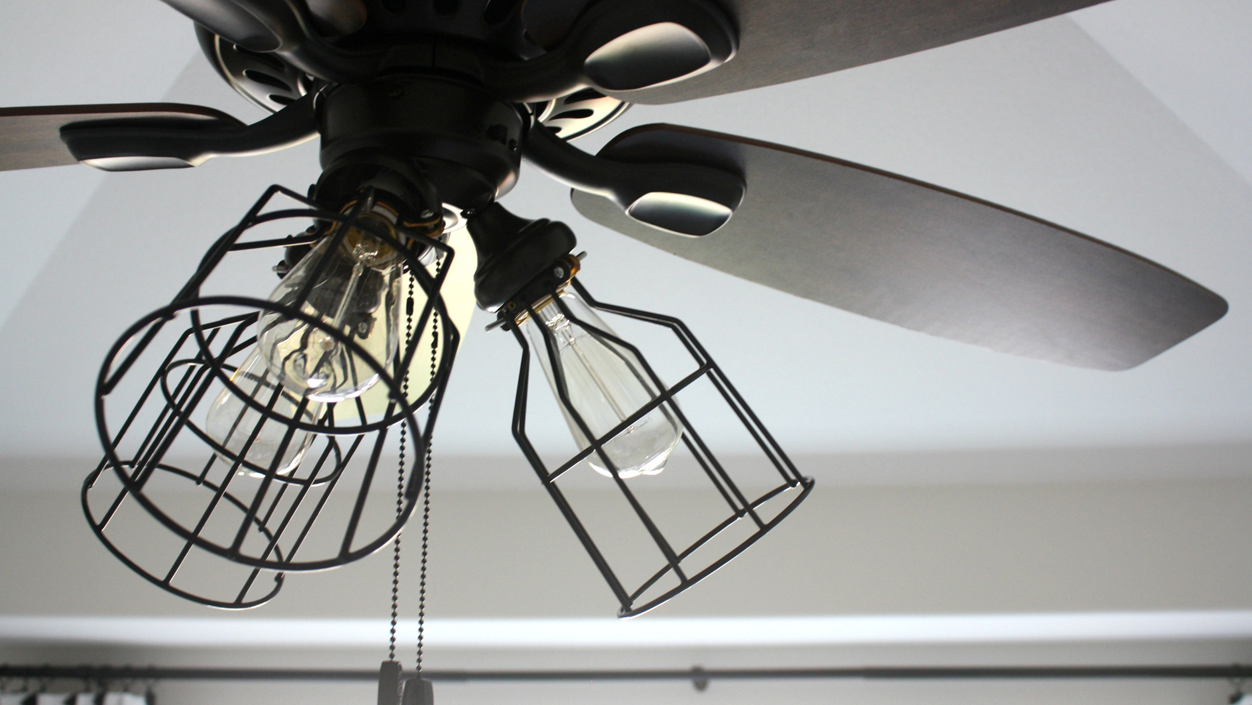Diy Makeover For Ceiling Fans Today Com
