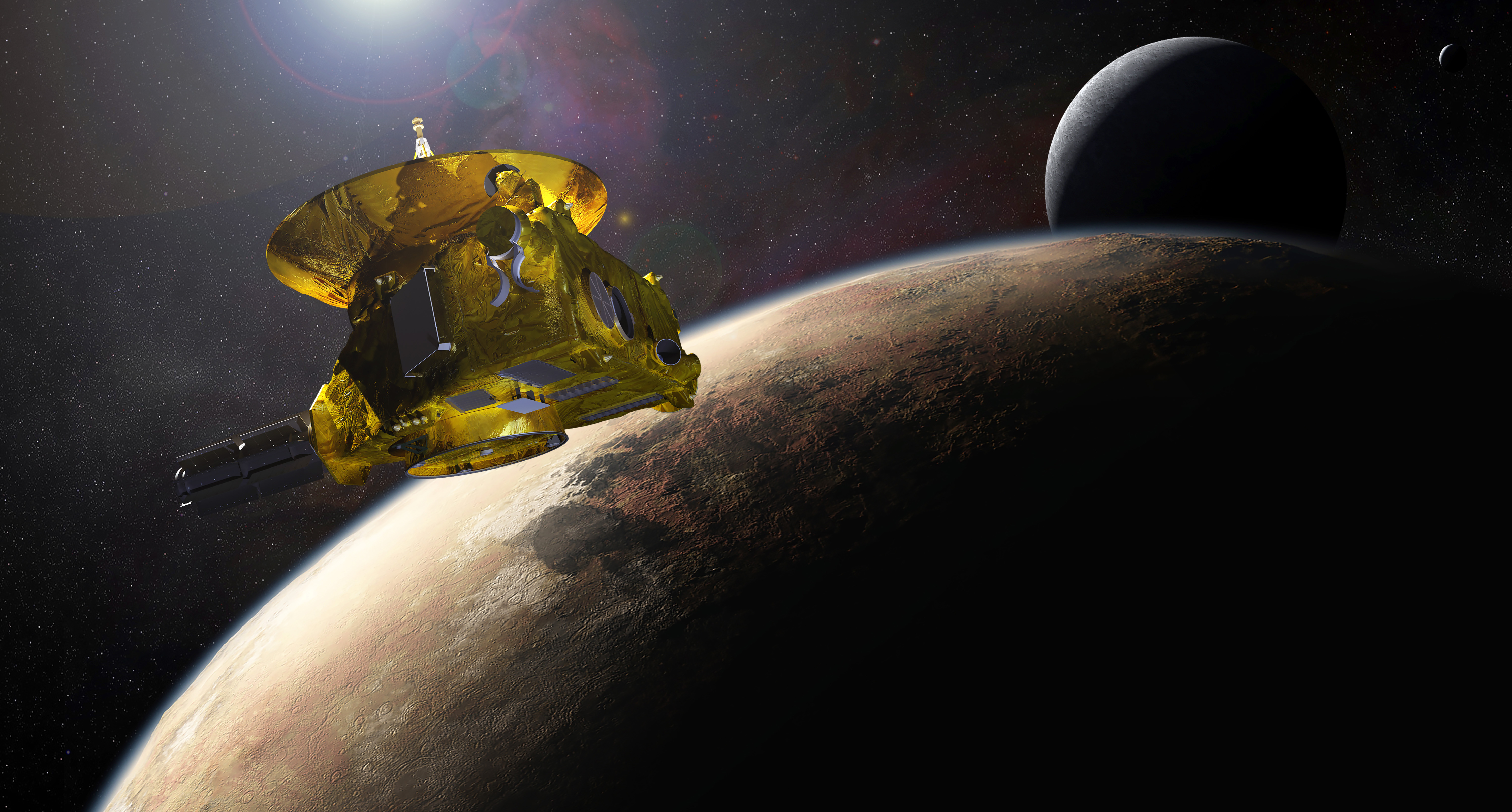 newest space probe - HD1280×768