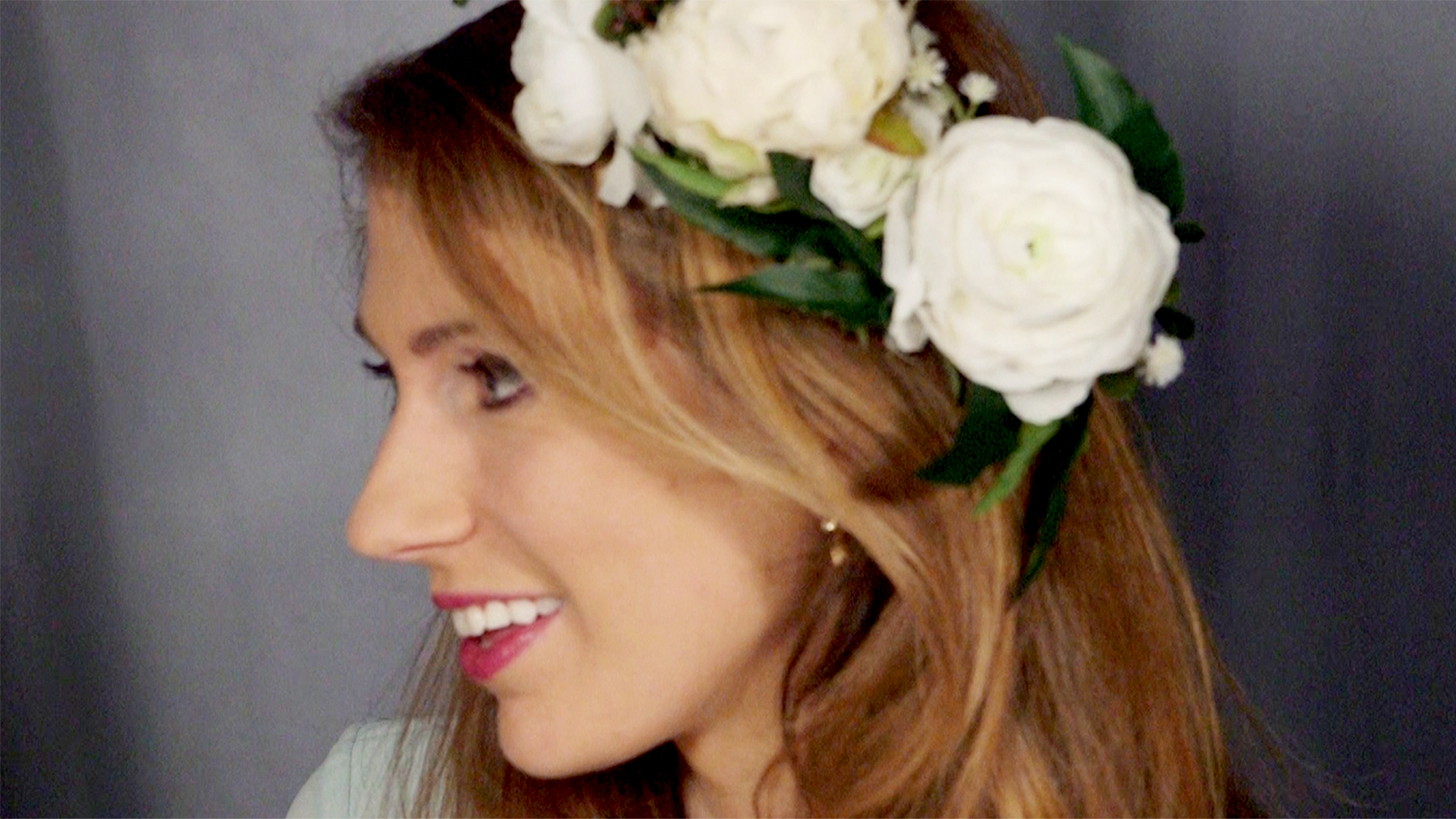 Flower power 3 easy steps to a diy flower crown today 3 easy steps to a diy flower crown today izmirmasajfo Images