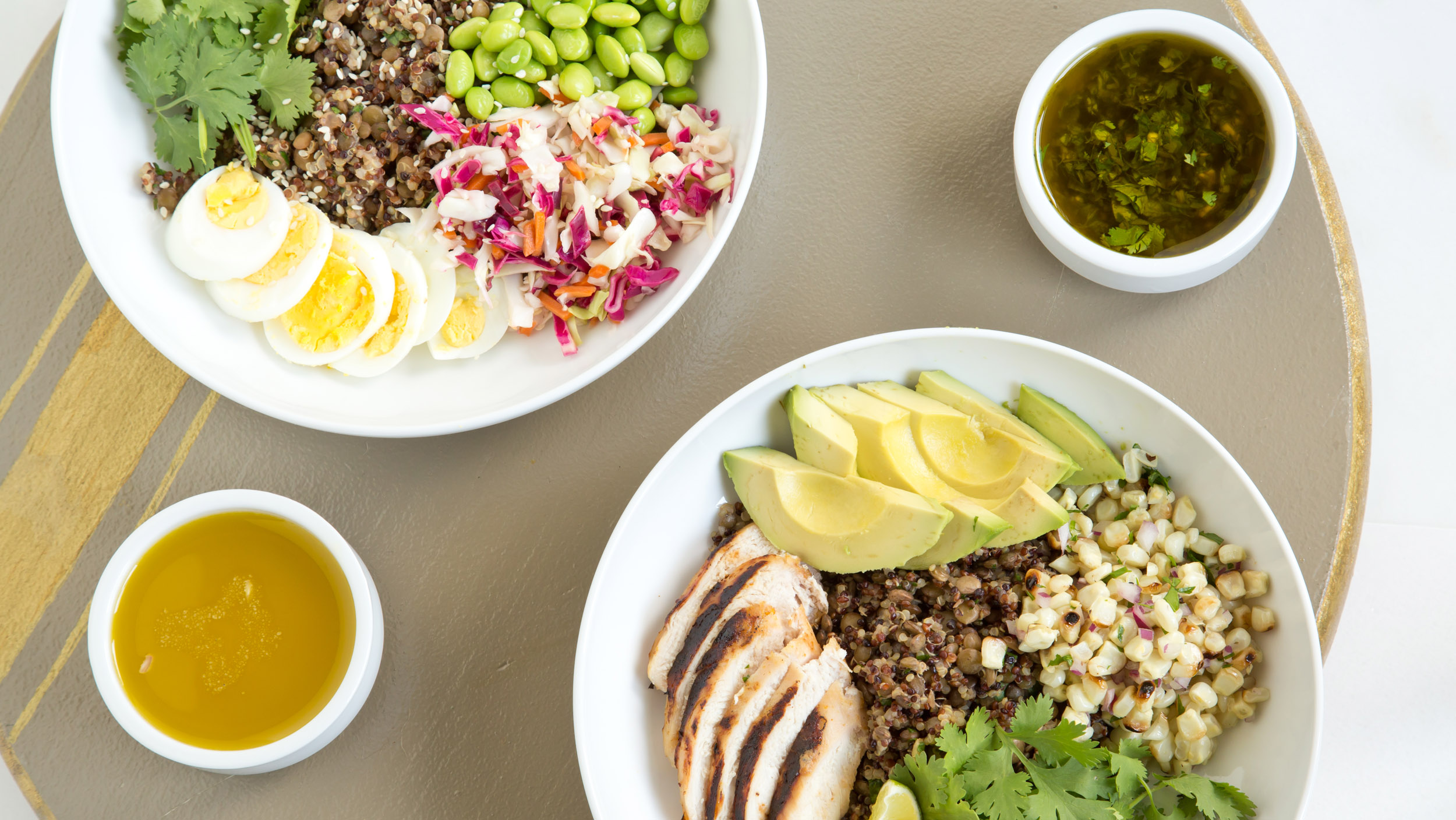 Need new healthy lunch ideas try our diy power bowl recipes today forumfinder Gallery