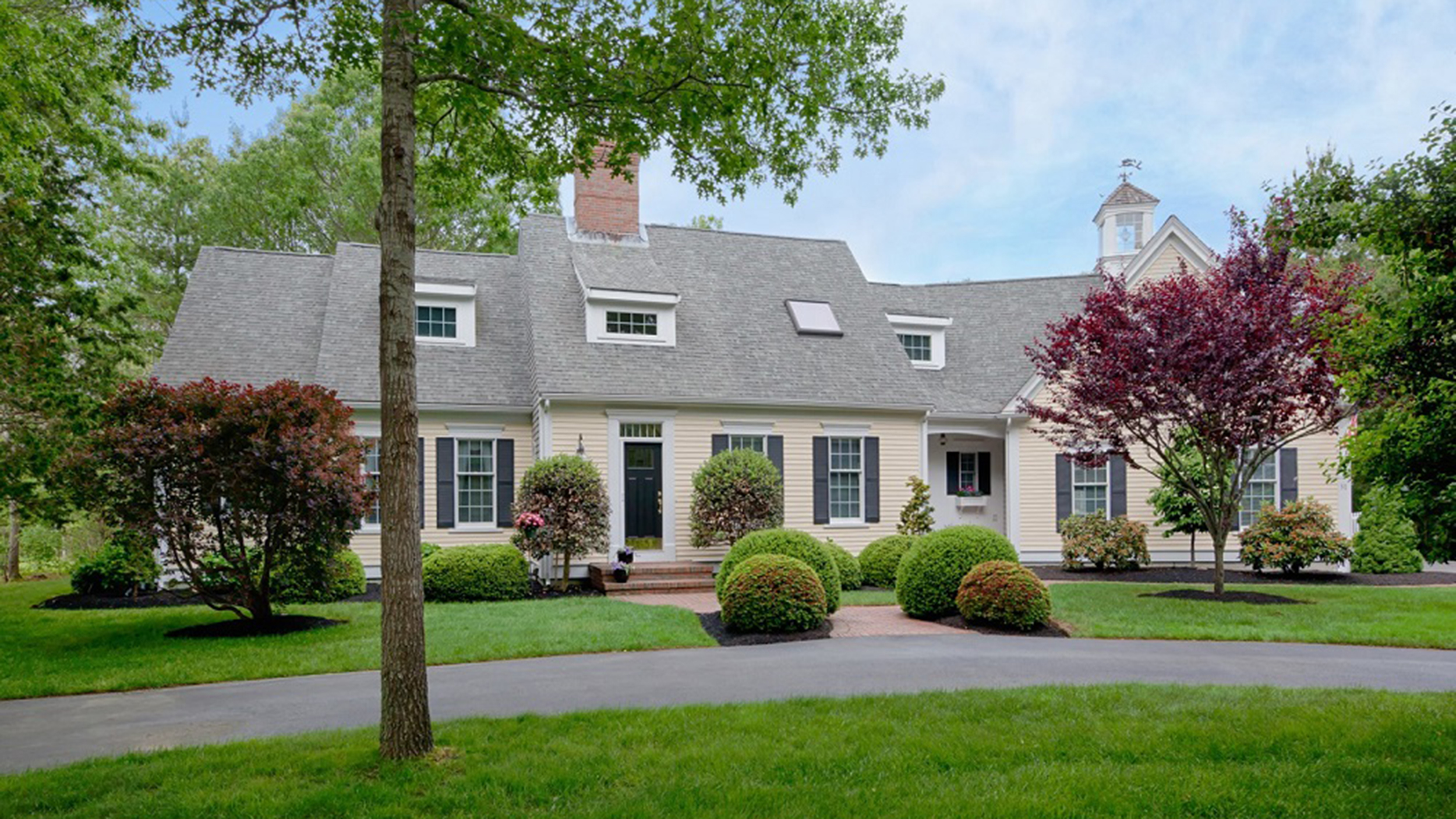Look inside this picture perfect cape cod home Modern cape cod house