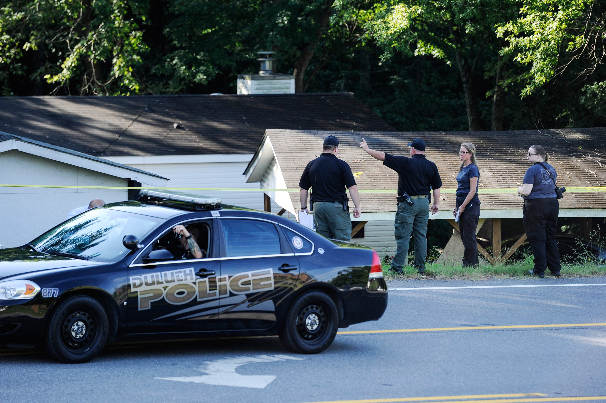 Four People Shot to Death in Apparent Murder-Suicide Outside Atlanta