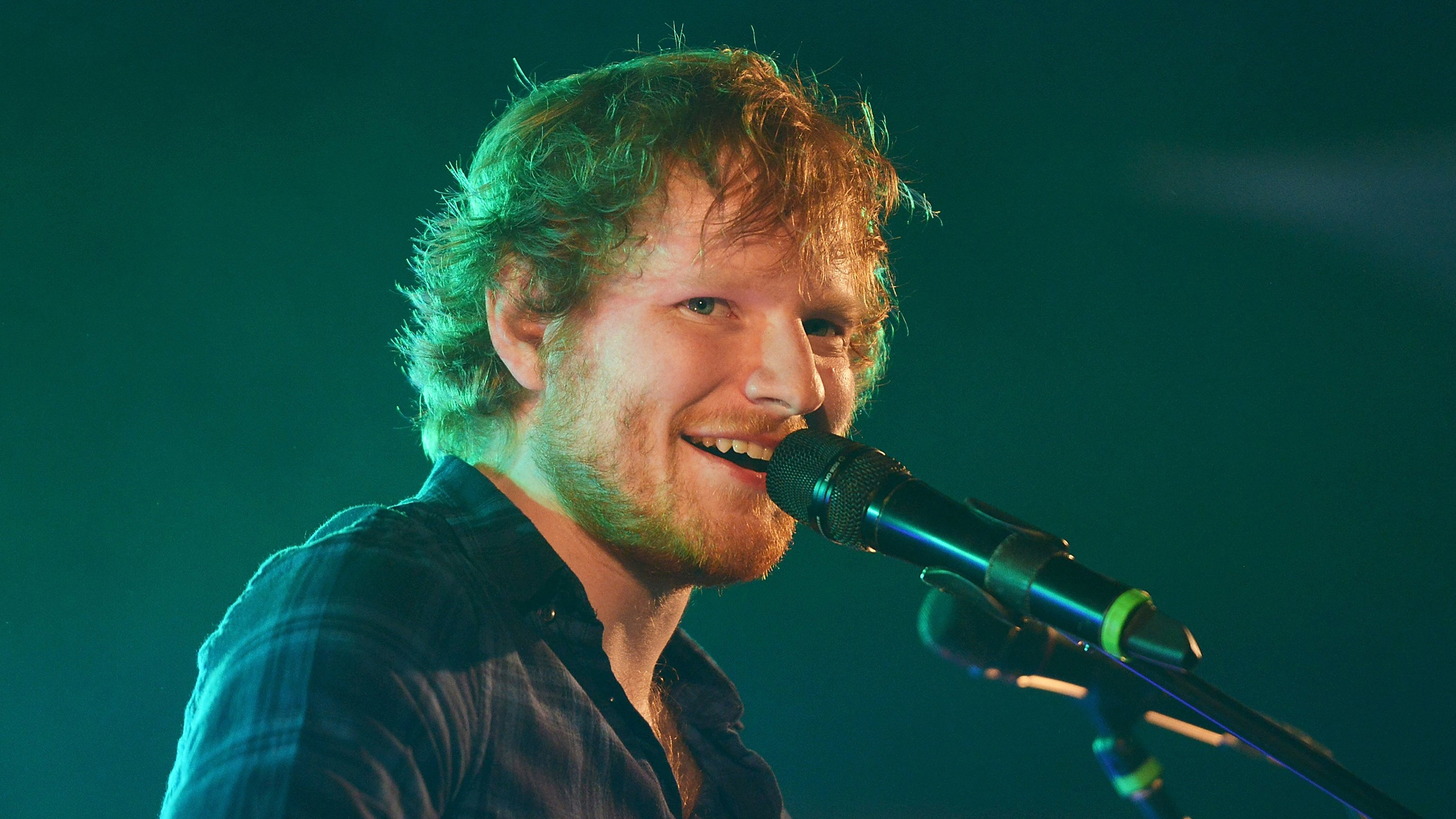 Ed Sheeran Helps Musician Friend Pull Off Perfect Proposal