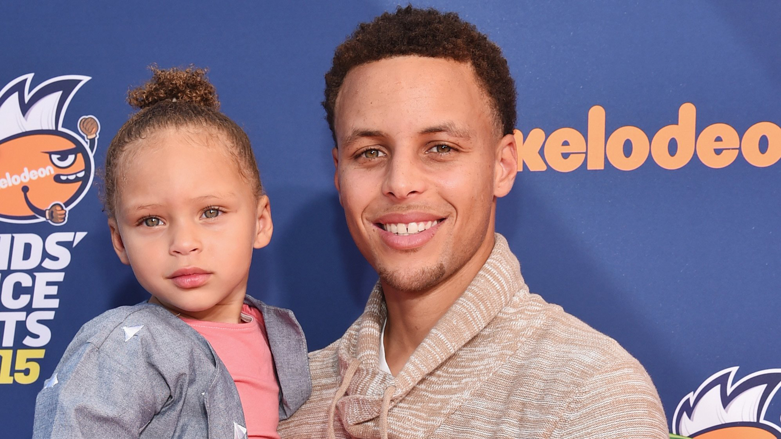 4b03e8769d52 Riley Curry celebrates 3rd birthday with some adorable dance moves