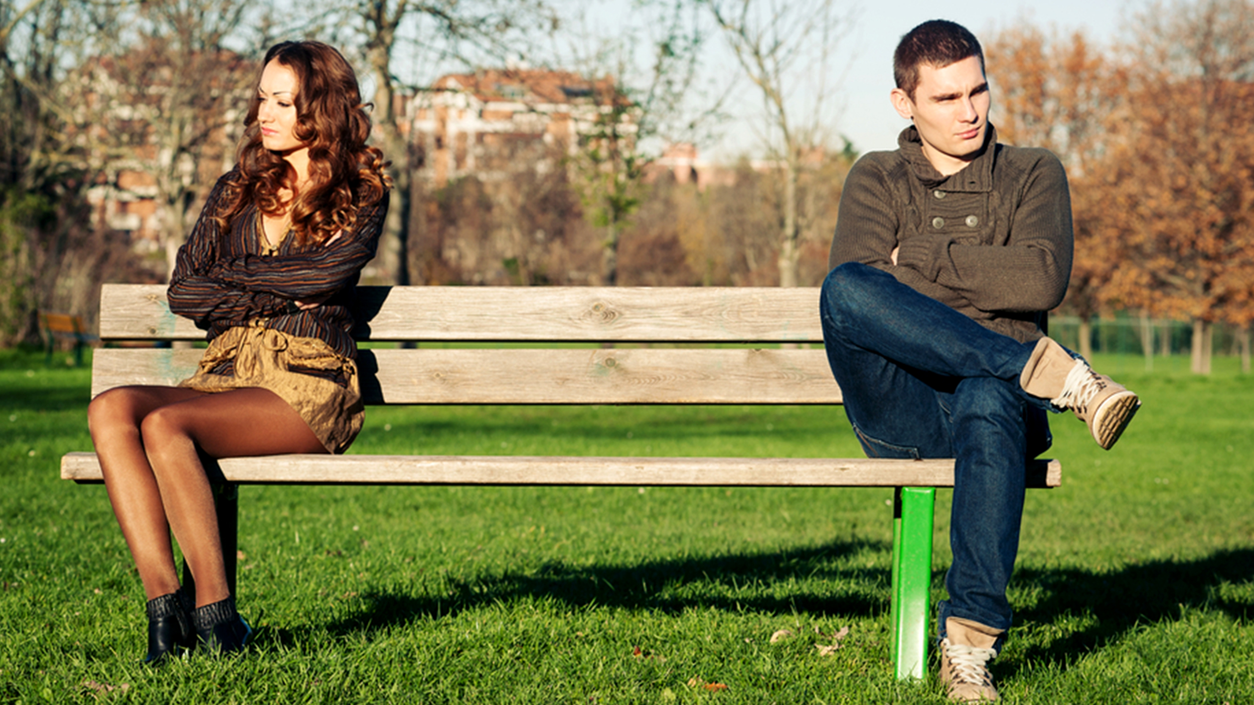 How to break off a long relationship