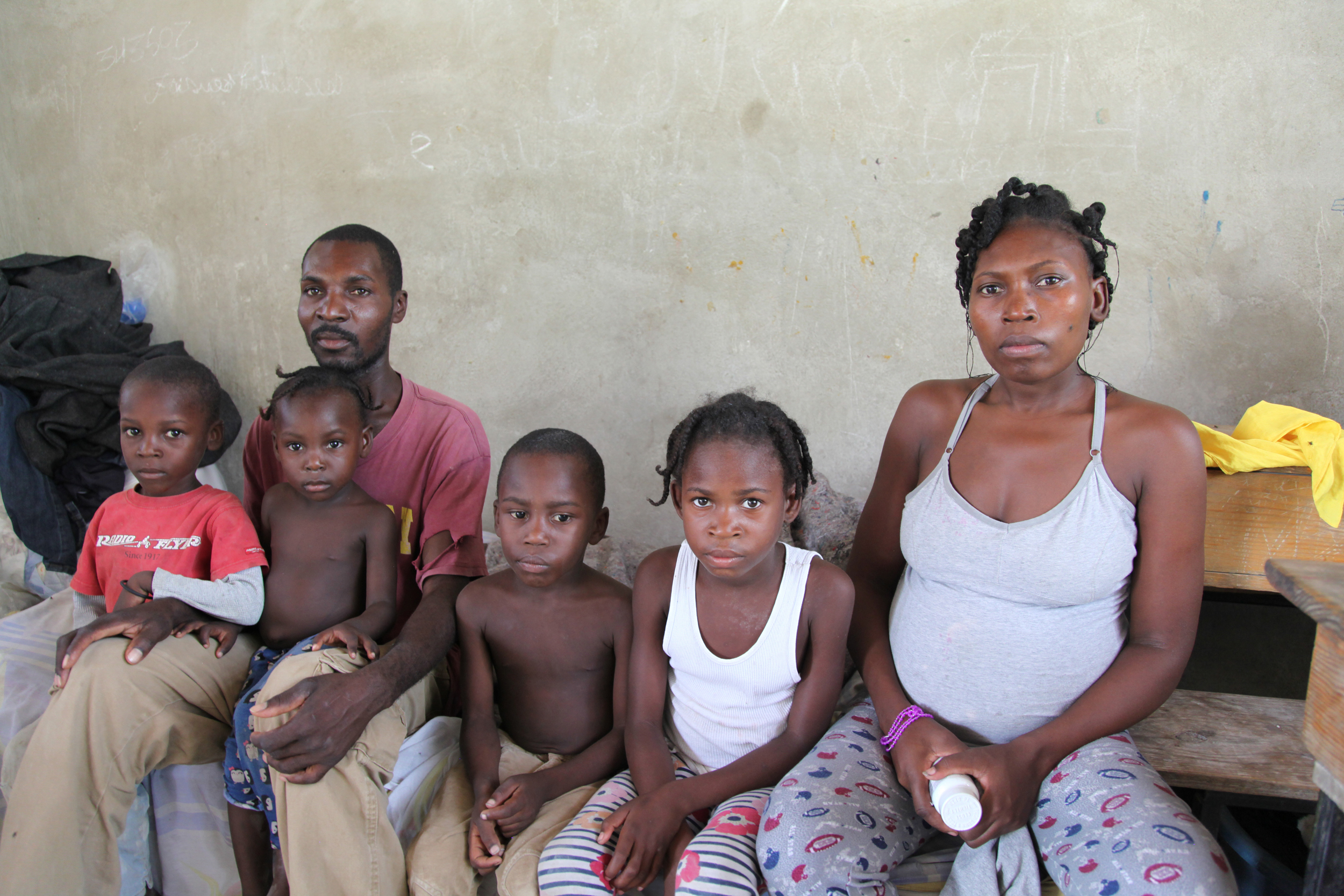 haitian refugees face humiliation and hopelessness