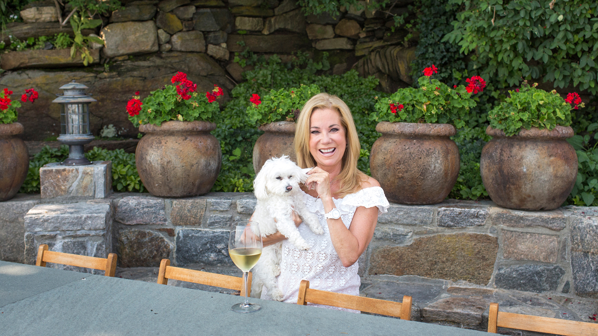 Kathie Lee Gifford Wine Where To Buy - At home with today join kathie lee gifford in her favorite spot today com