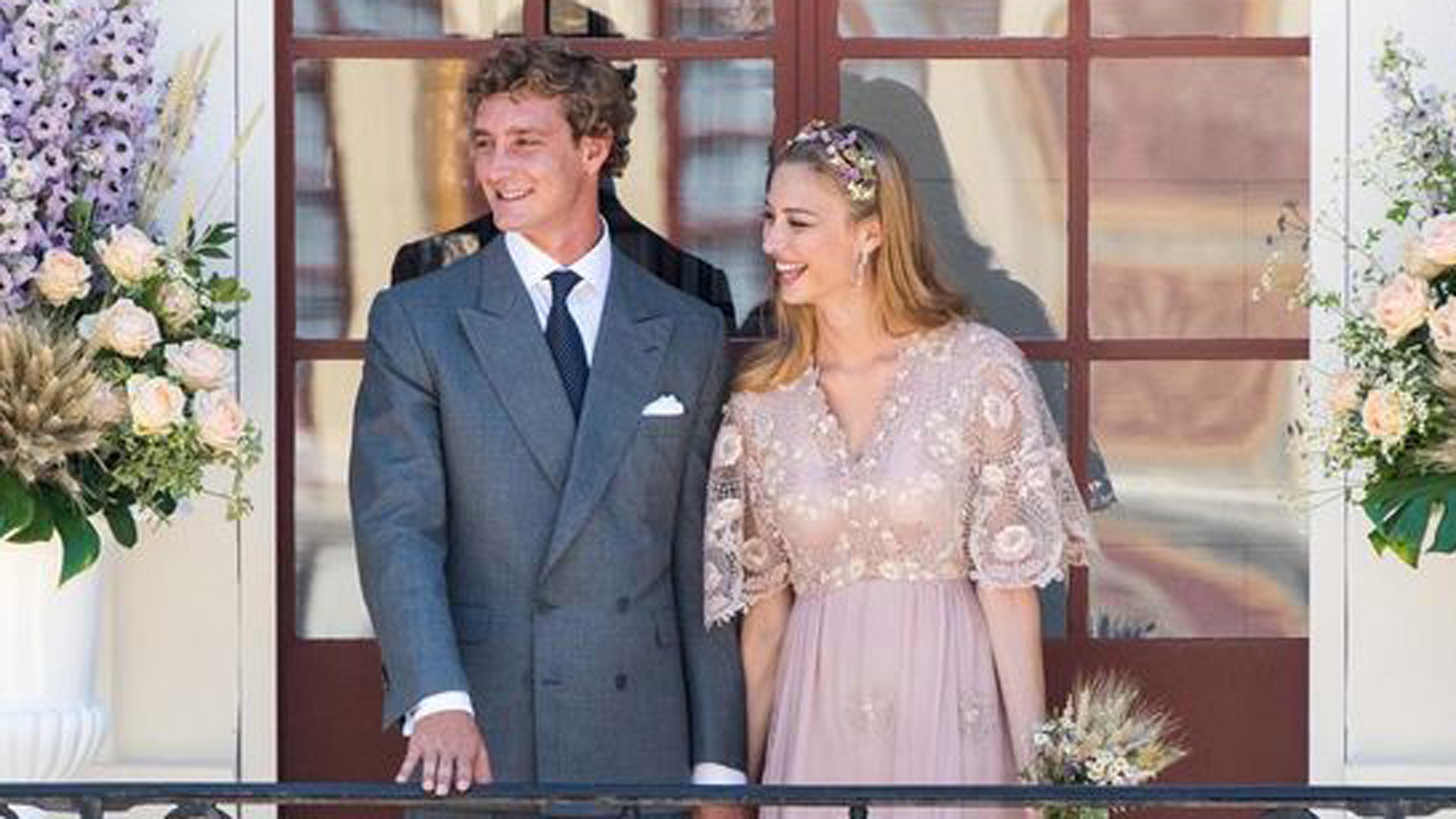 Grace Kelly S Grandson Pierre Casiraghi Weds Beatrice Borromeo In Monaco