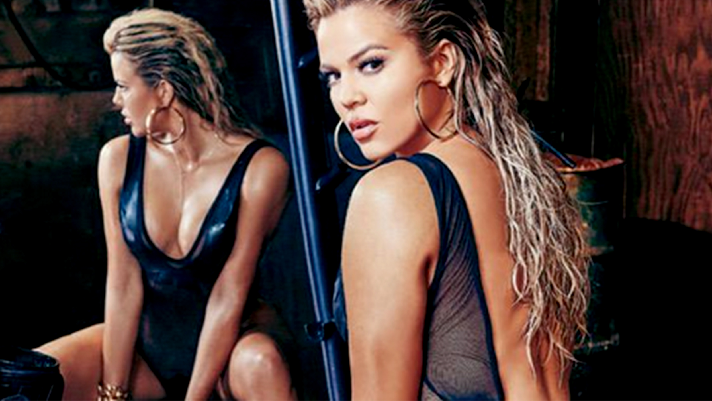 Khloe Kardashian Posts Unretouched Complex Photo Give Me An Ounce Of Credit