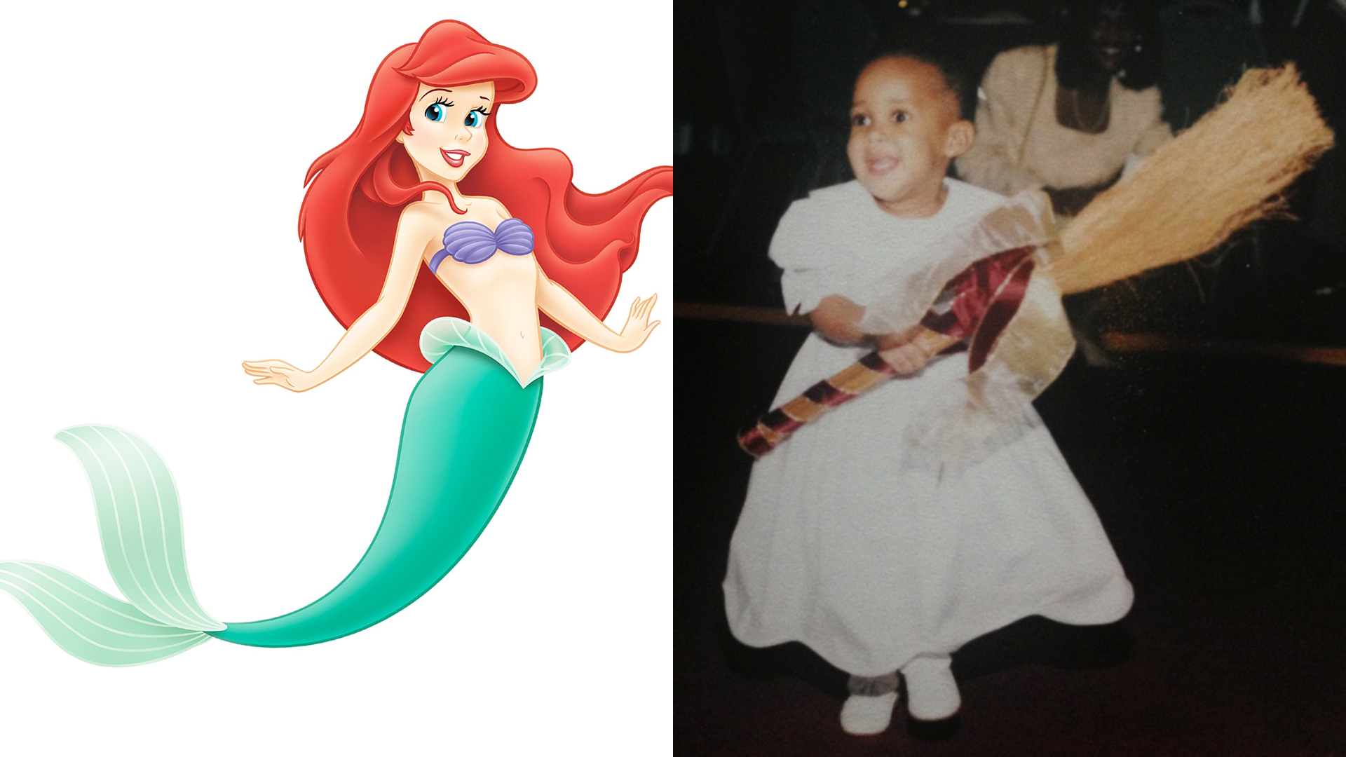 Claim Your Elsa A 21 Year Old Ariel Advises Babies With