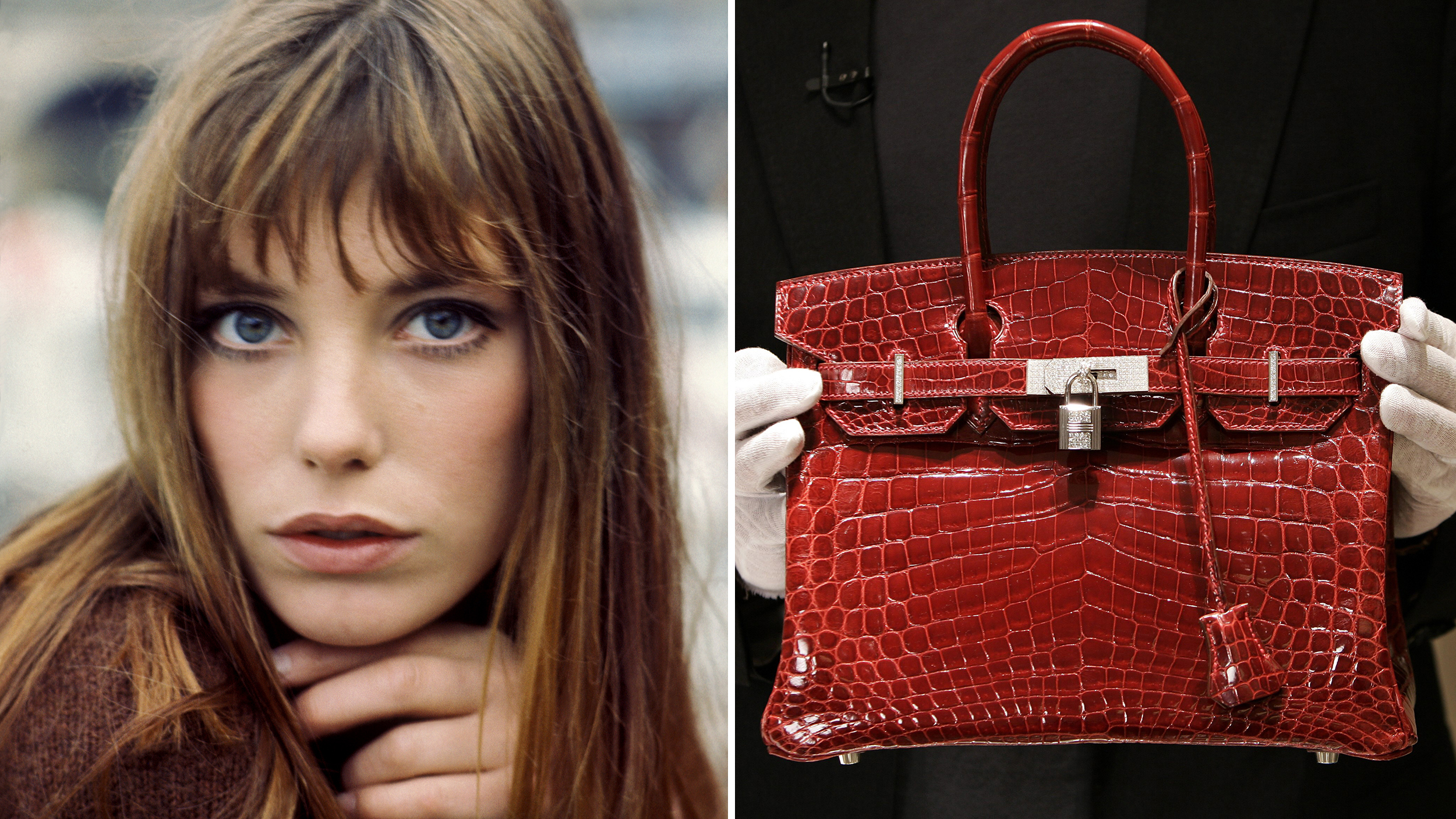 Jane Birkin asks Hermès to remove her name from handbag