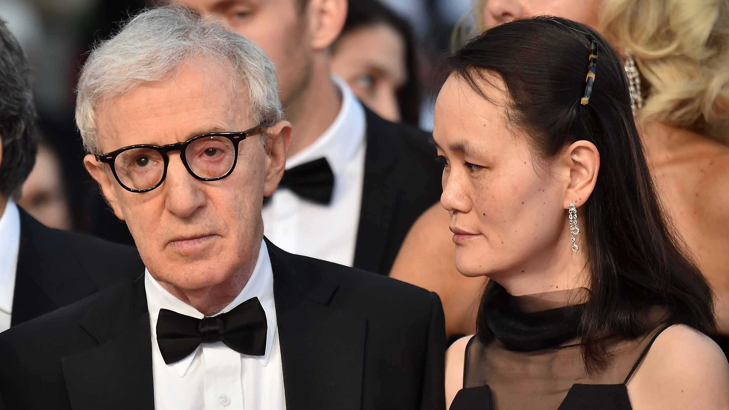 Woody Allen tal... Celine Dion And Husband Age Difference