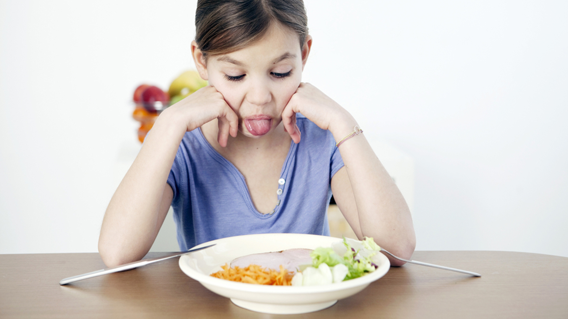 Picky eating linked with psychiatric problems in kids, study finds