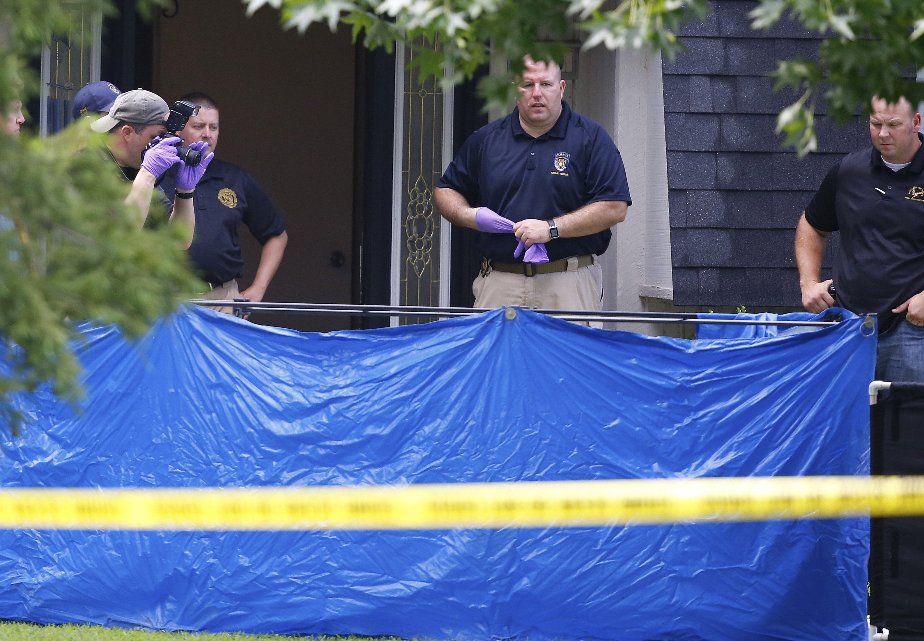 Brothers Charged With Killing Family May Have Had Plans on