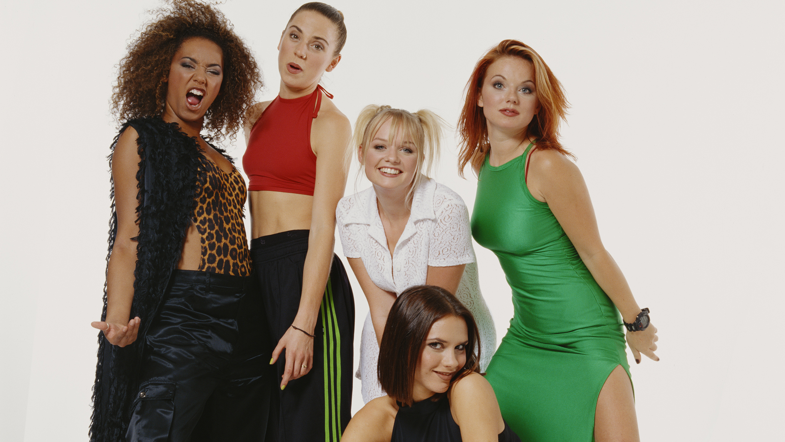 Spice girls tour dates