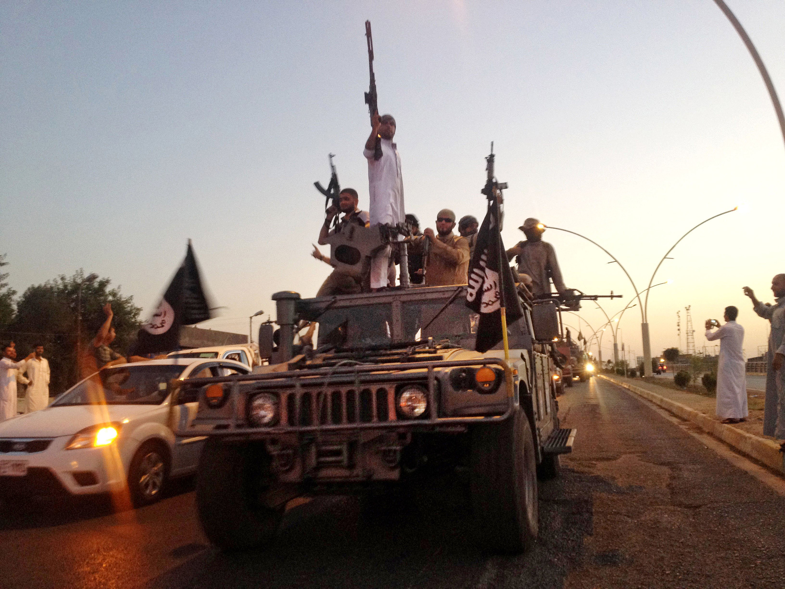 ISIS Militants Hunt Down, Publicly Execute Former Election Candidates