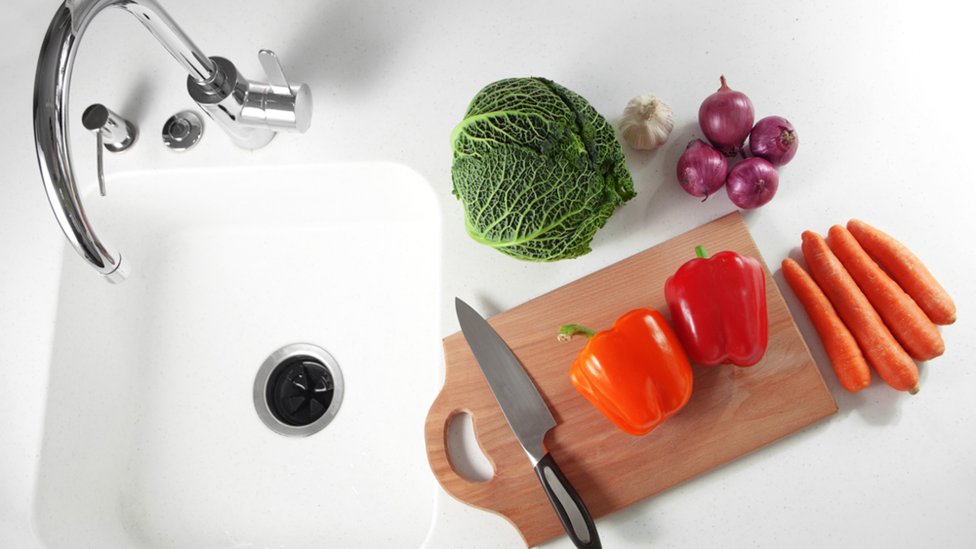 How To Clean Your Garbage Disposal And How Often To Do It