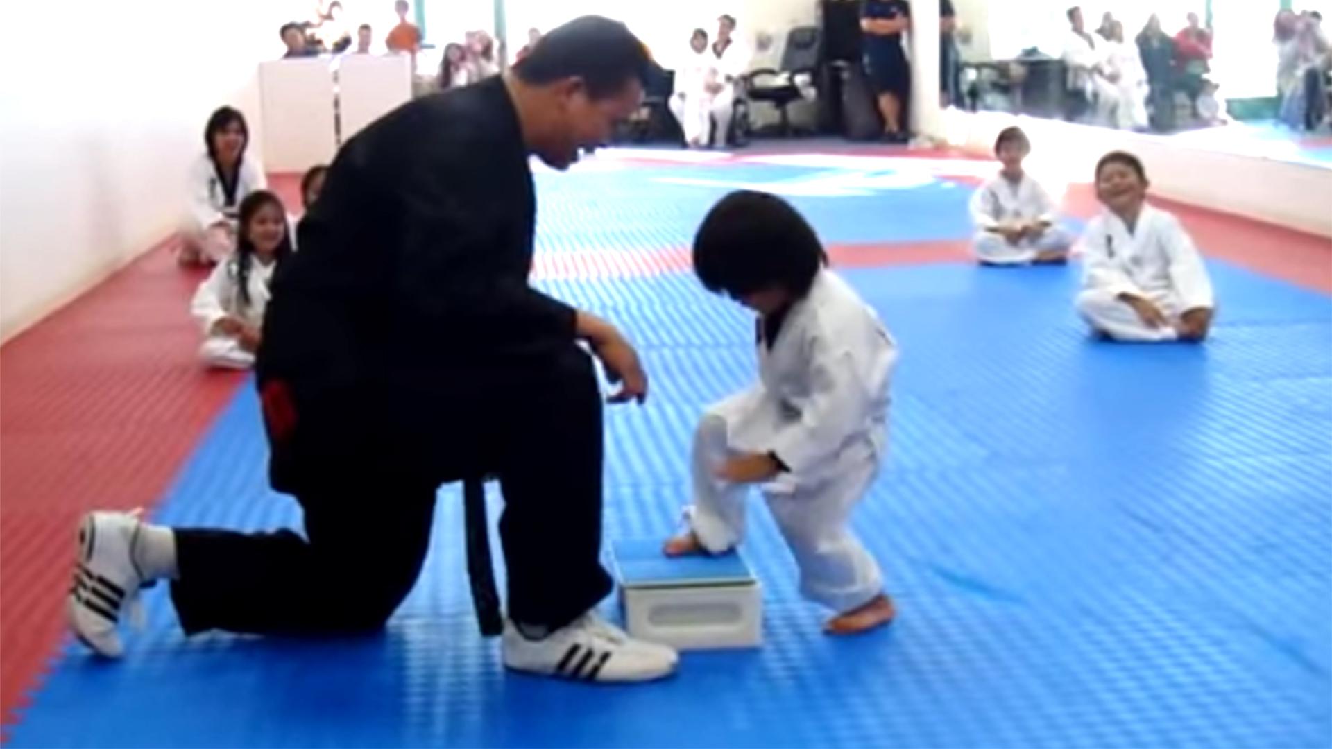 how to break a board