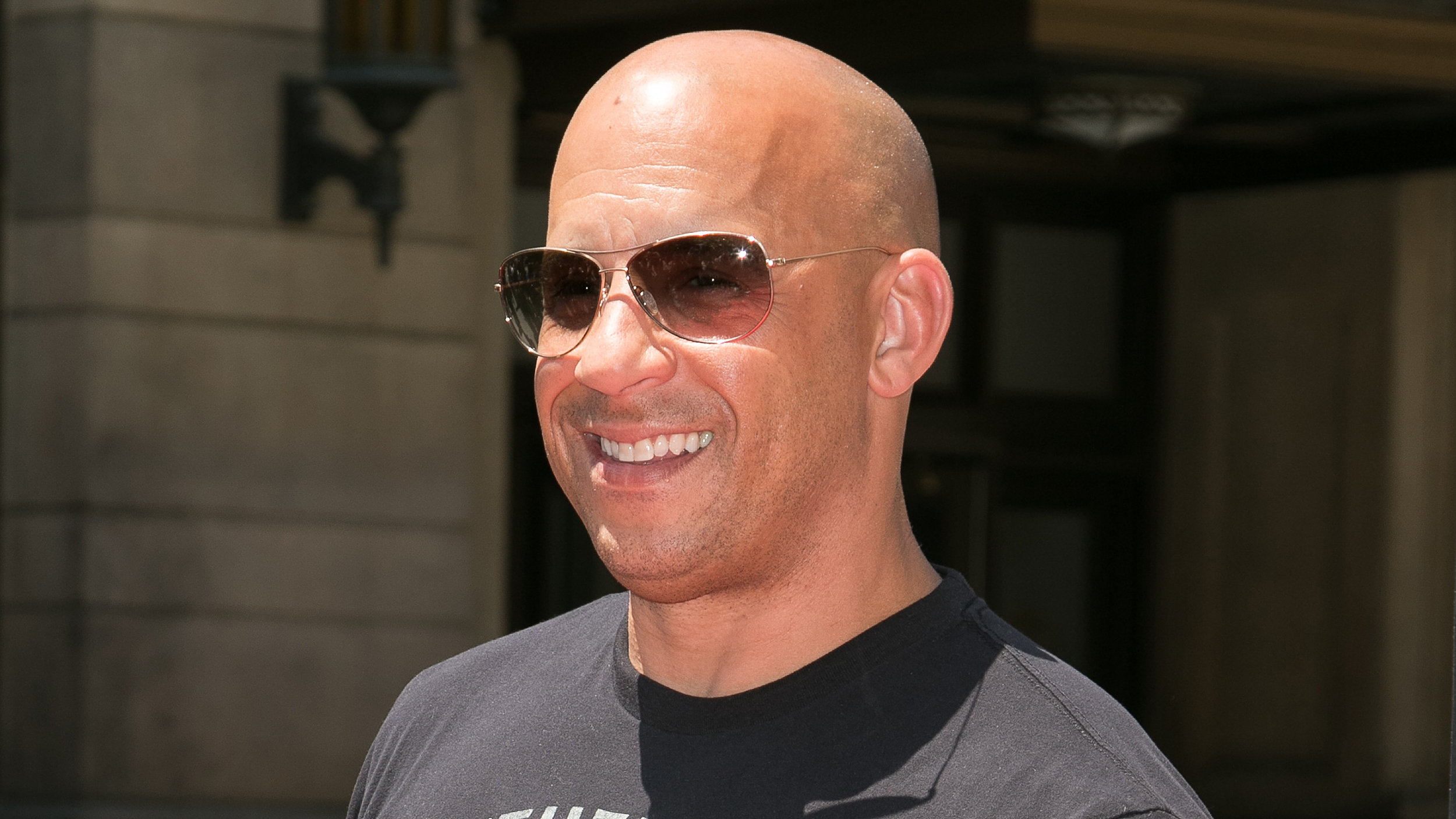 Vin Diesel shares sweet photo of 5-month-old daughter Pauline: \'All ...