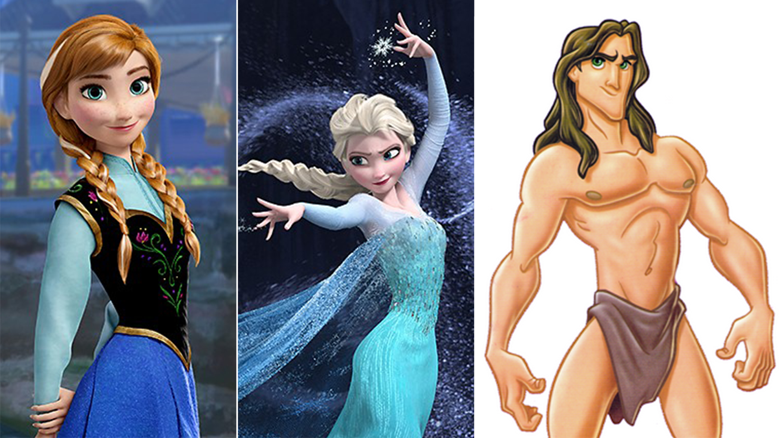 Frozen director theorizes anna elsa and tarzan are siblings today