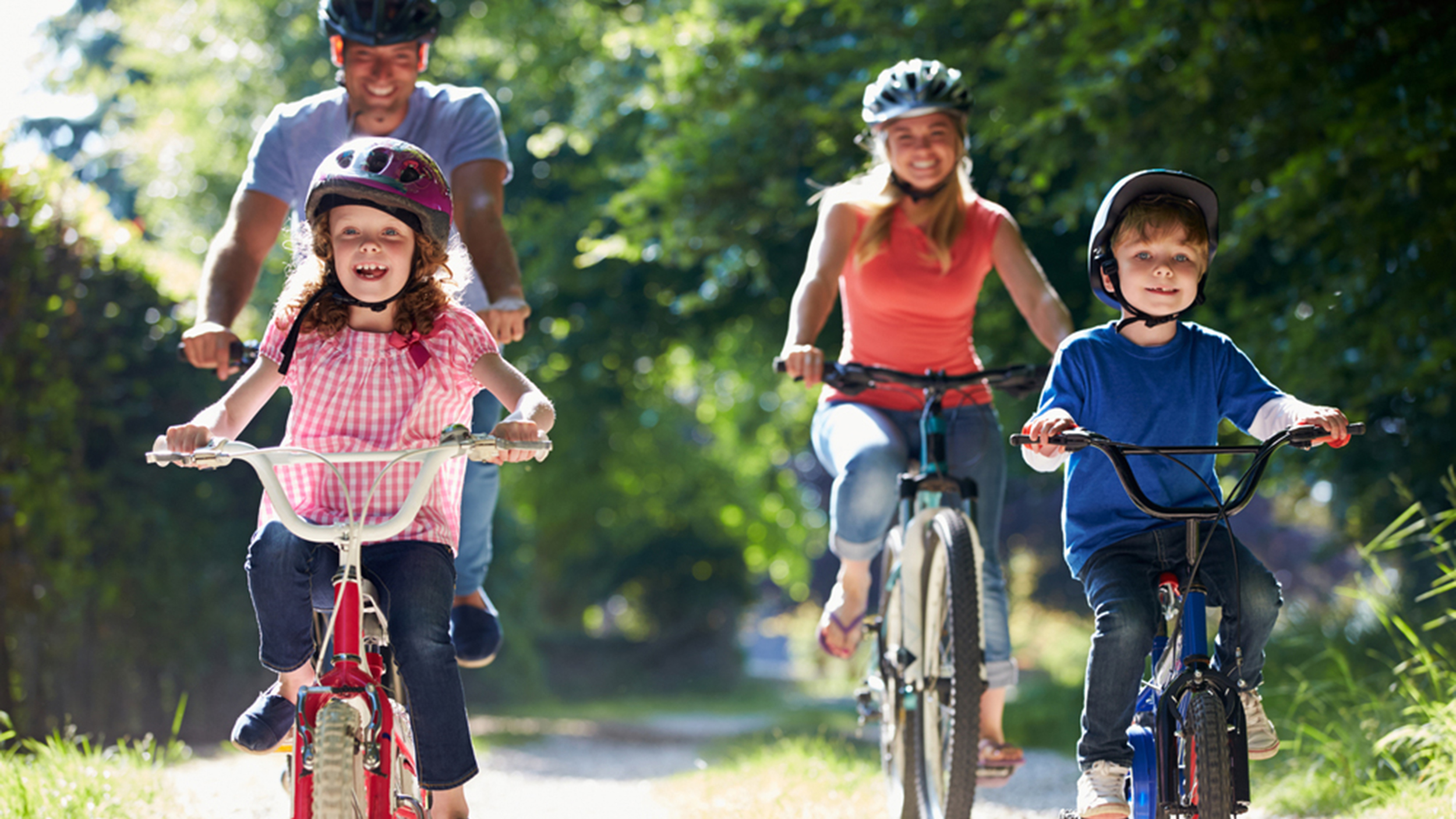 Family Fitness 5 Ways To Keep Kids Active After Summer