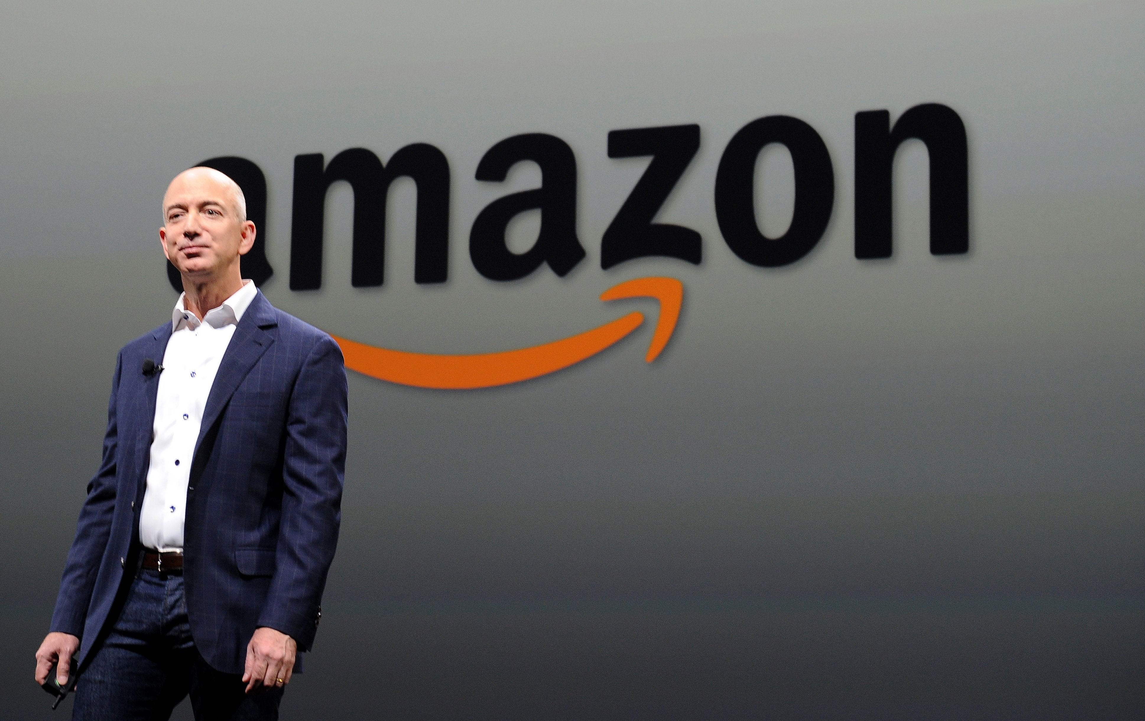 Amazon Just Joined This Exclusive Club as Its Shares Hit $1,000