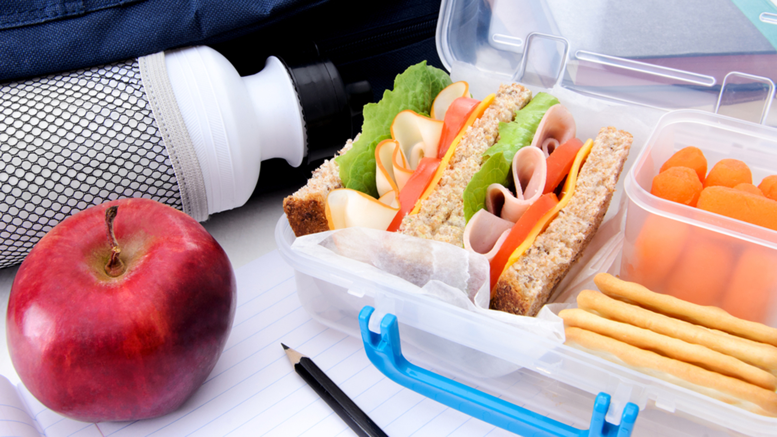 Image result for packing school lunches