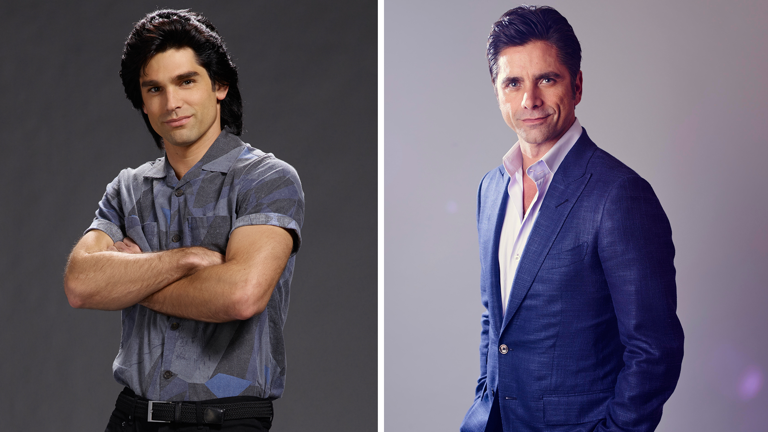 Unauthorized Full House Star Talks John Stamos Hair Jesse Amp The Rippers Today Com