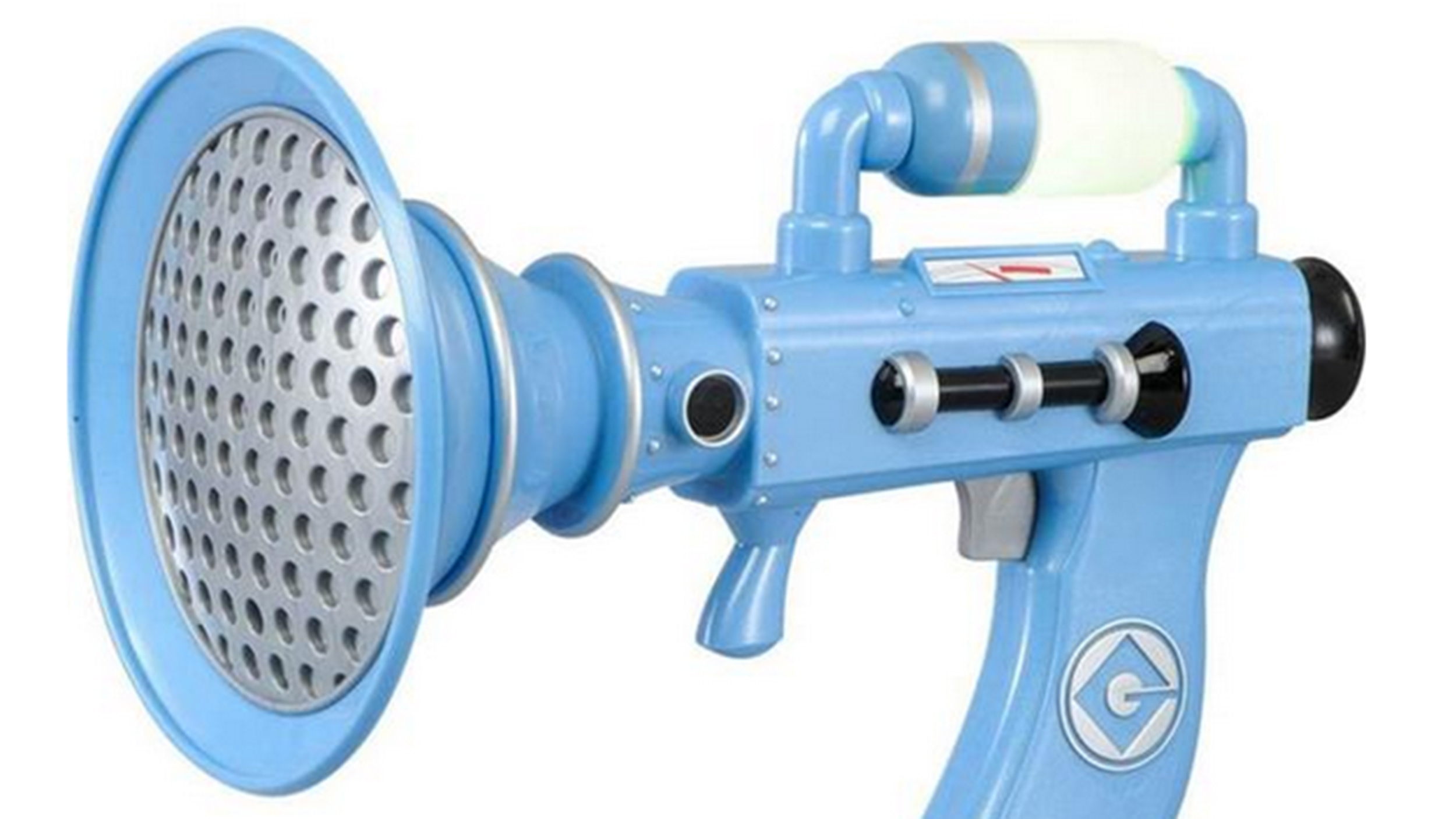 Airport Confiscates Child S Minions Fart Blaster Gun