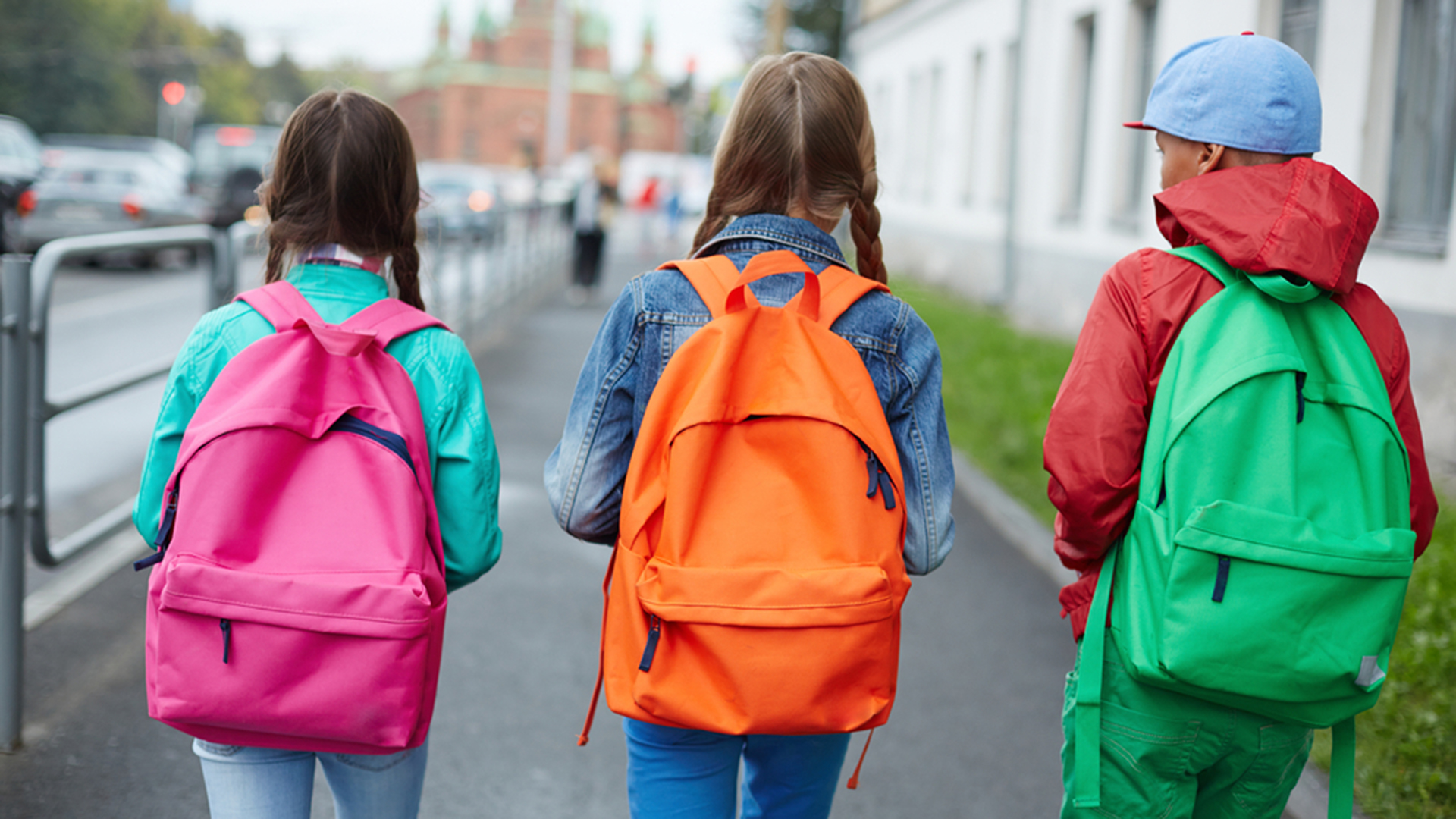 Kids School Backpacks - Crazy Backpacks