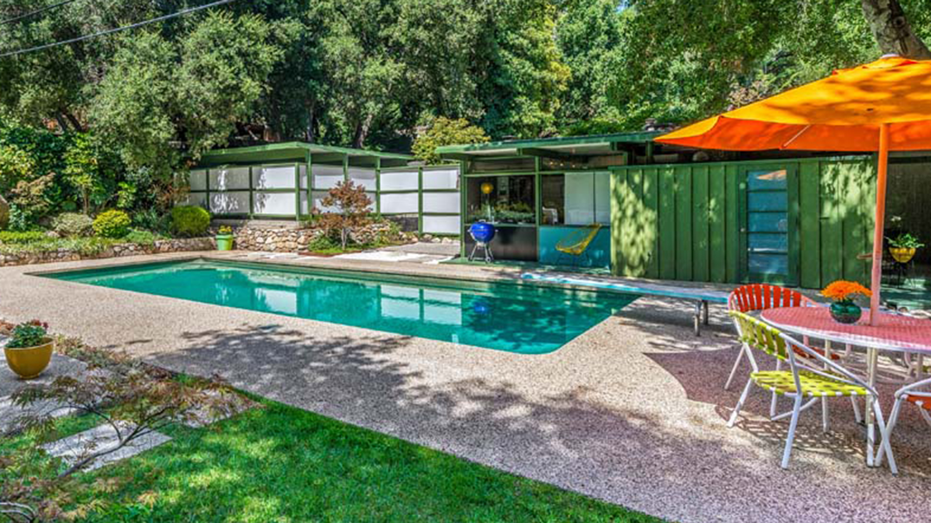 Bright S Midcentury Modern Los Angeles Home Is For Sale At - Midcentury modern la