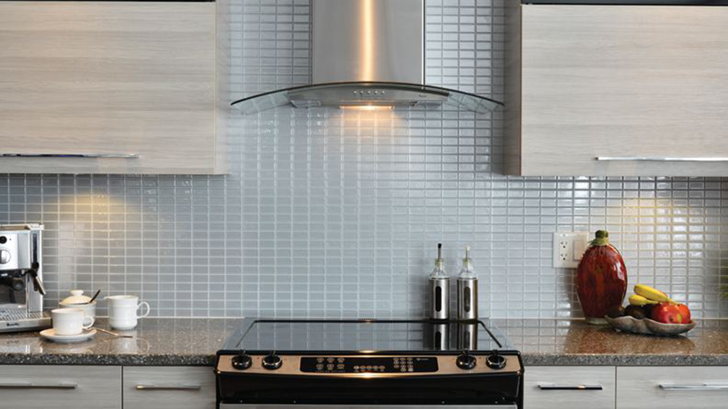 Kitchen tile makeover Use Smart Tiles to update your backsplash
