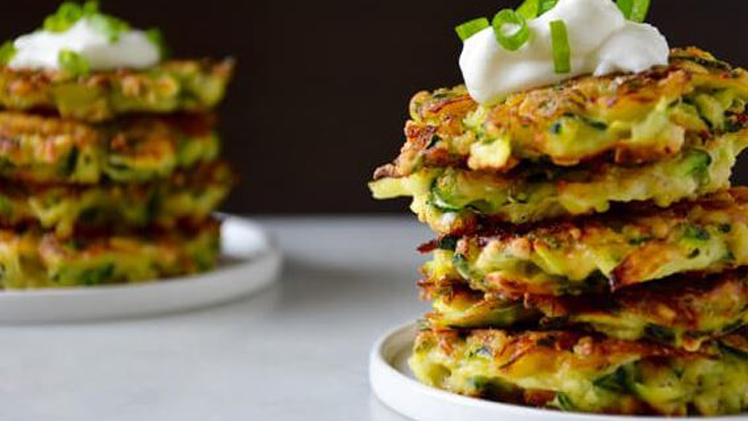 5 Ingredient Zucchini Fritters Today Com
