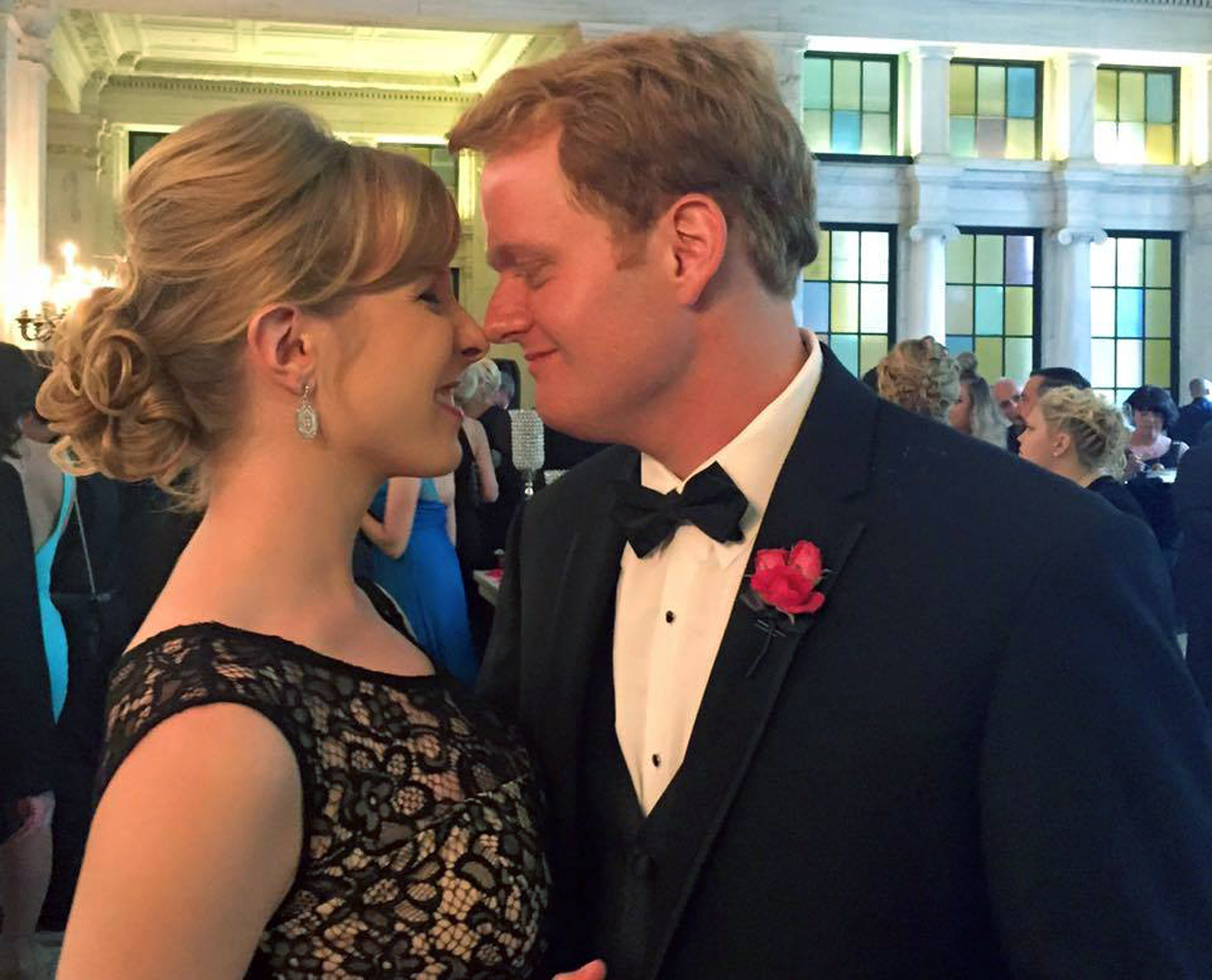 Allison Parker Model alison parker's boyfriend chris hurst describes 'magical' 9