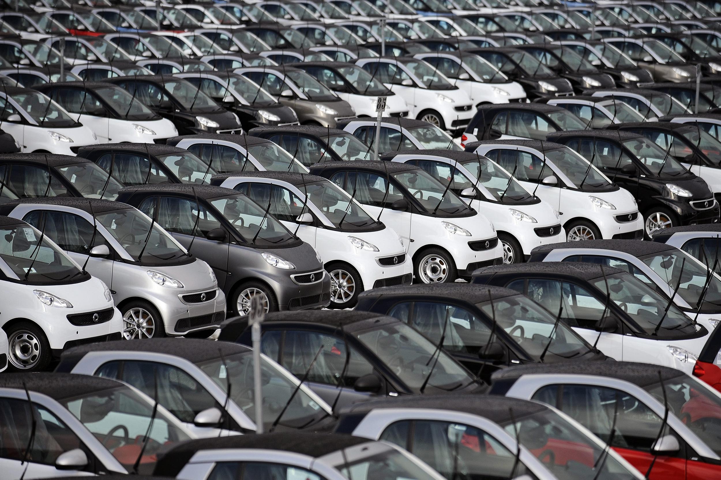 Think Small, Aim High: Smart Car Pins Hopes on New Microcar Models