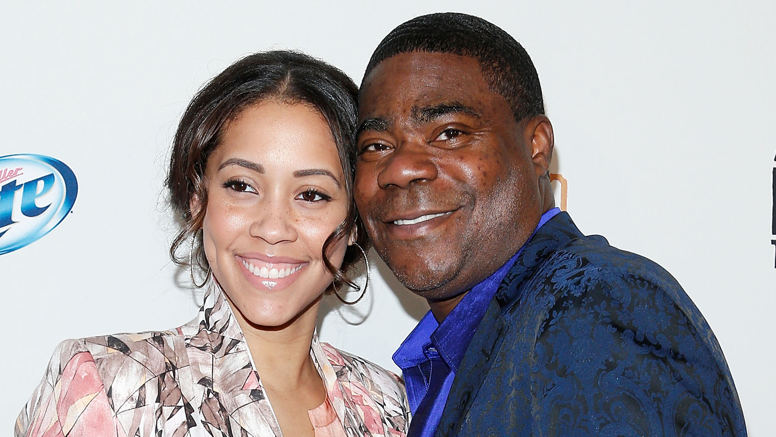 Tracy Morgan marries longtime fiancee Megan Wollover 14 ...