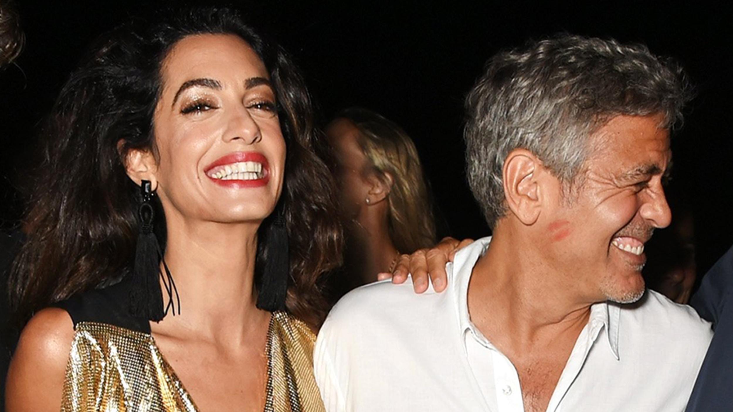 Amal Alamuddin Clooney Photos News and Videos  Just Jared