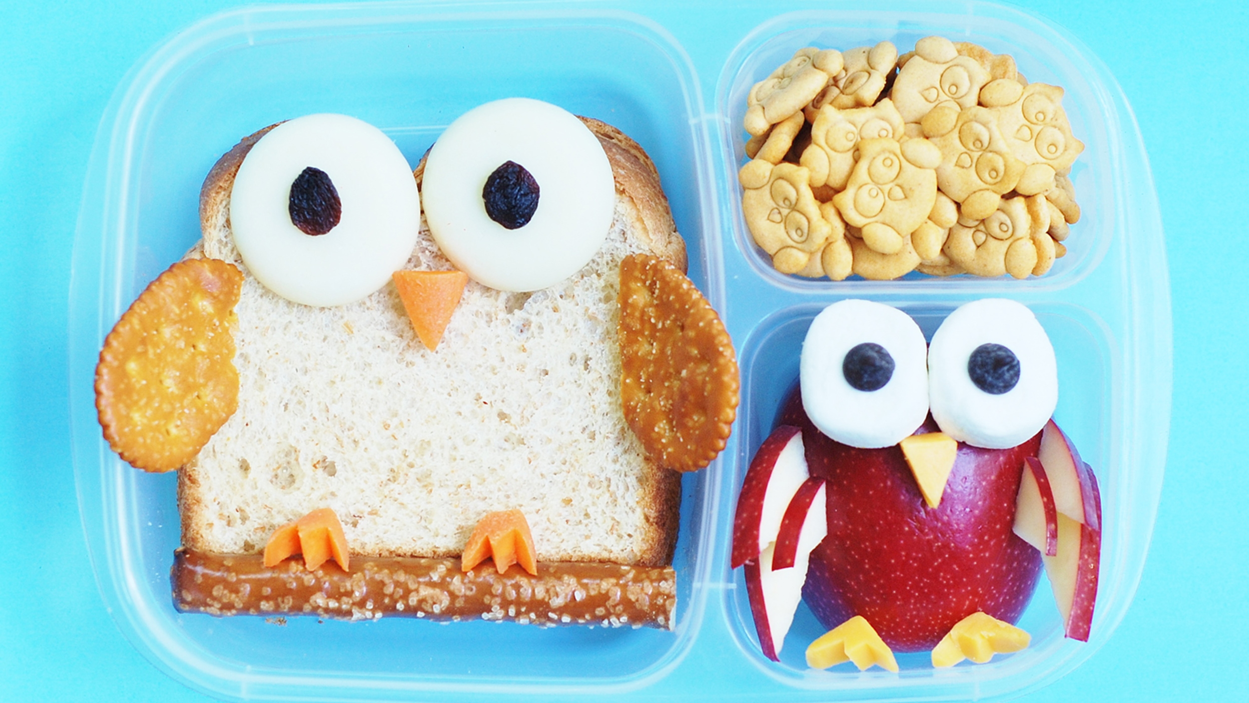 sc 1 st  Today Show & 5 cute and creative bento box lunch ideas for kids - TODAY.com Aboutintivar.Com