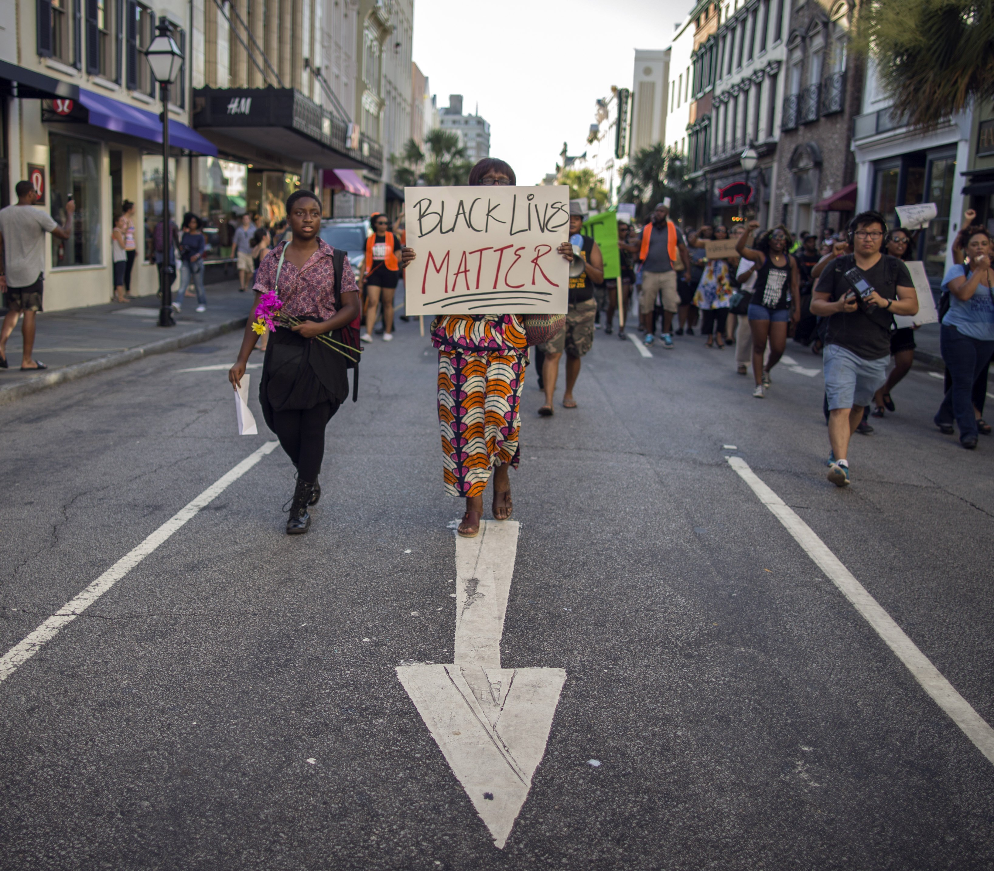 Conservative Backlash Emerges Against Black Lives Matter Movement