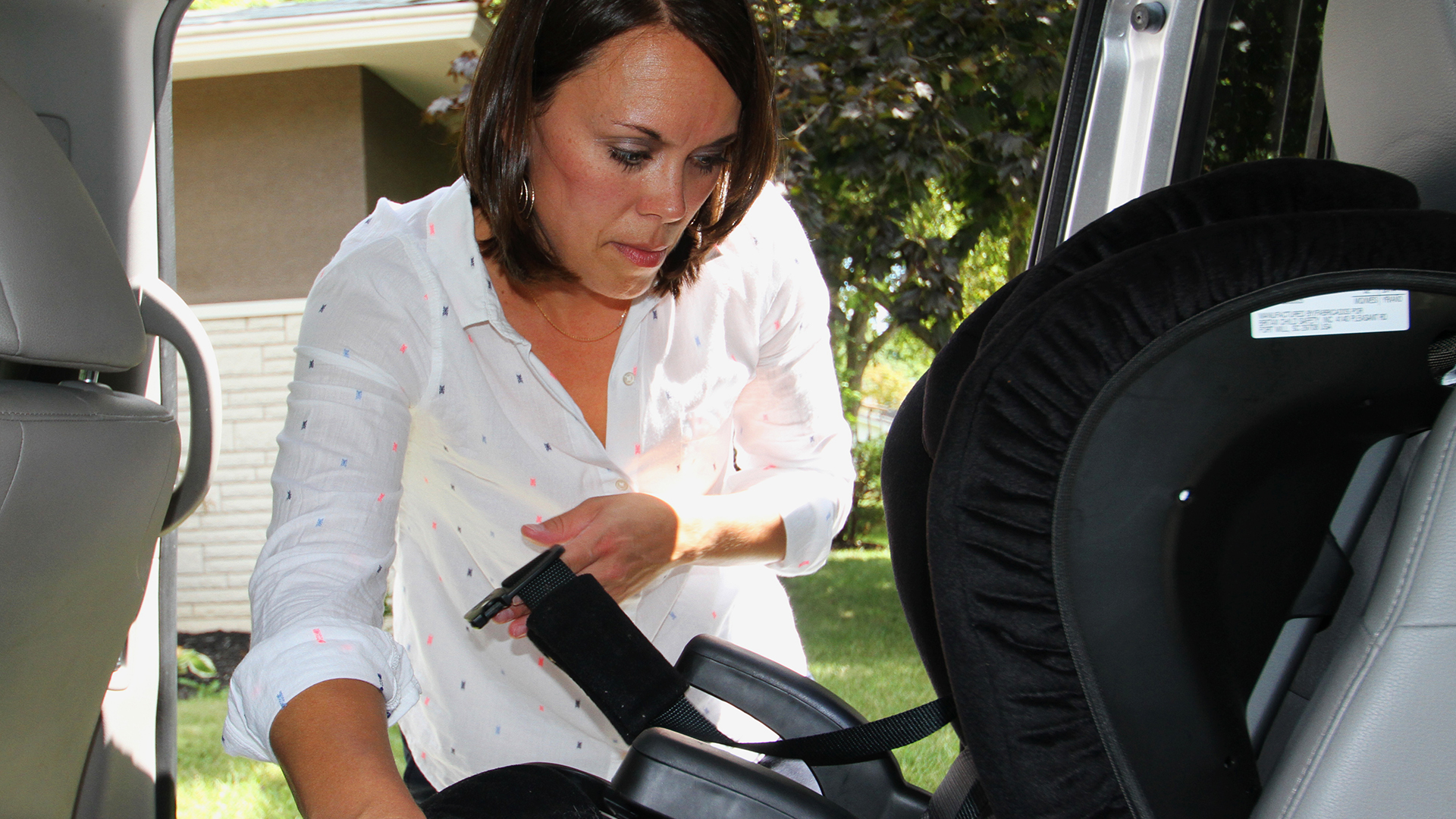 Car Seats Dont Always Fit Properly And Its Not Parents Fault Study Finds