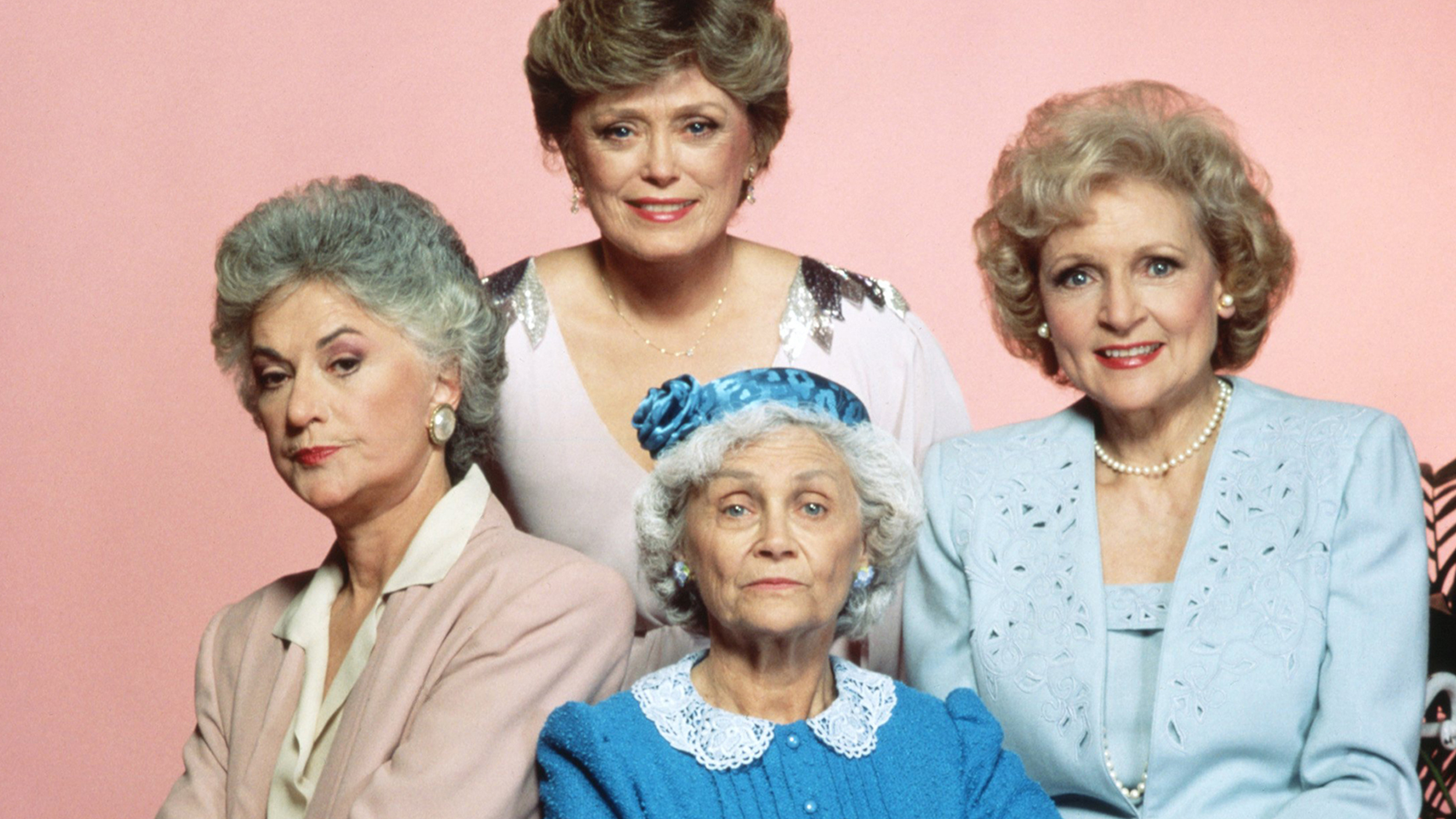 Thank You For Being A Fan Golden Girls Artist Debuts 30th