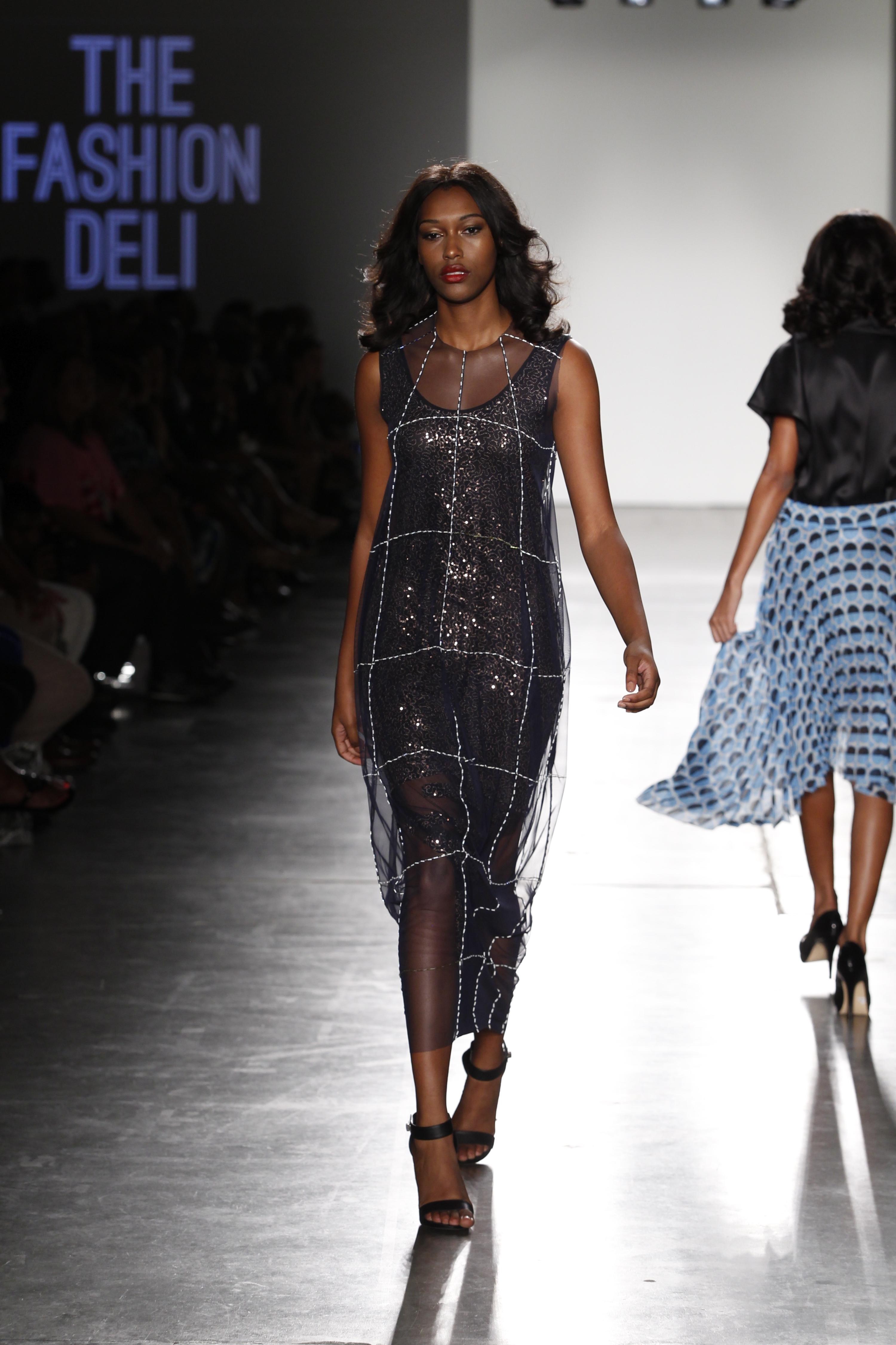 Harlem's Fashion Row - Runway - Spring 2016 New York Fashion Week